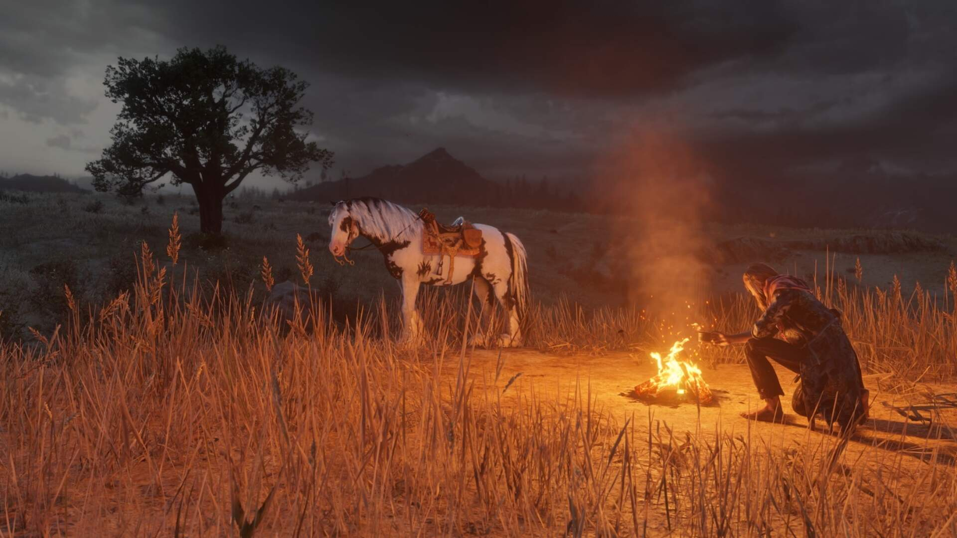 Red Dead Online's New Update Wants Nature-Lovers to Pick a Side