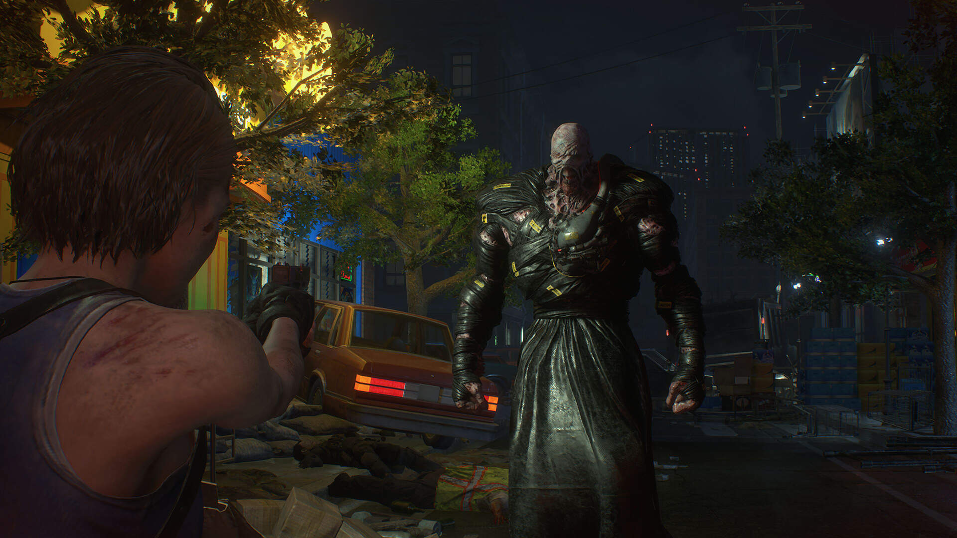Resident Evil 3 S Original Devs Are Using The Remake To Really