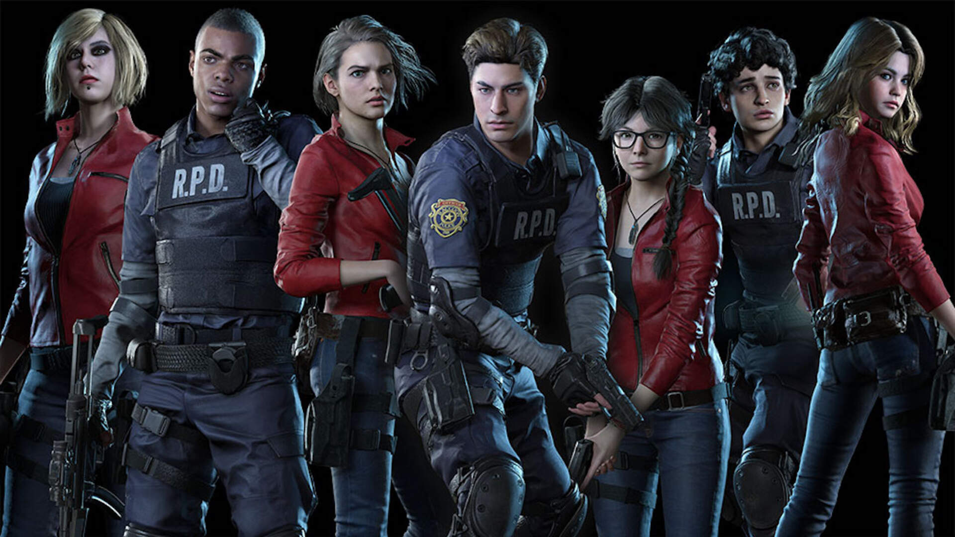 Resident Evil Resistance Launches Oops All Claires And Leons Dlc