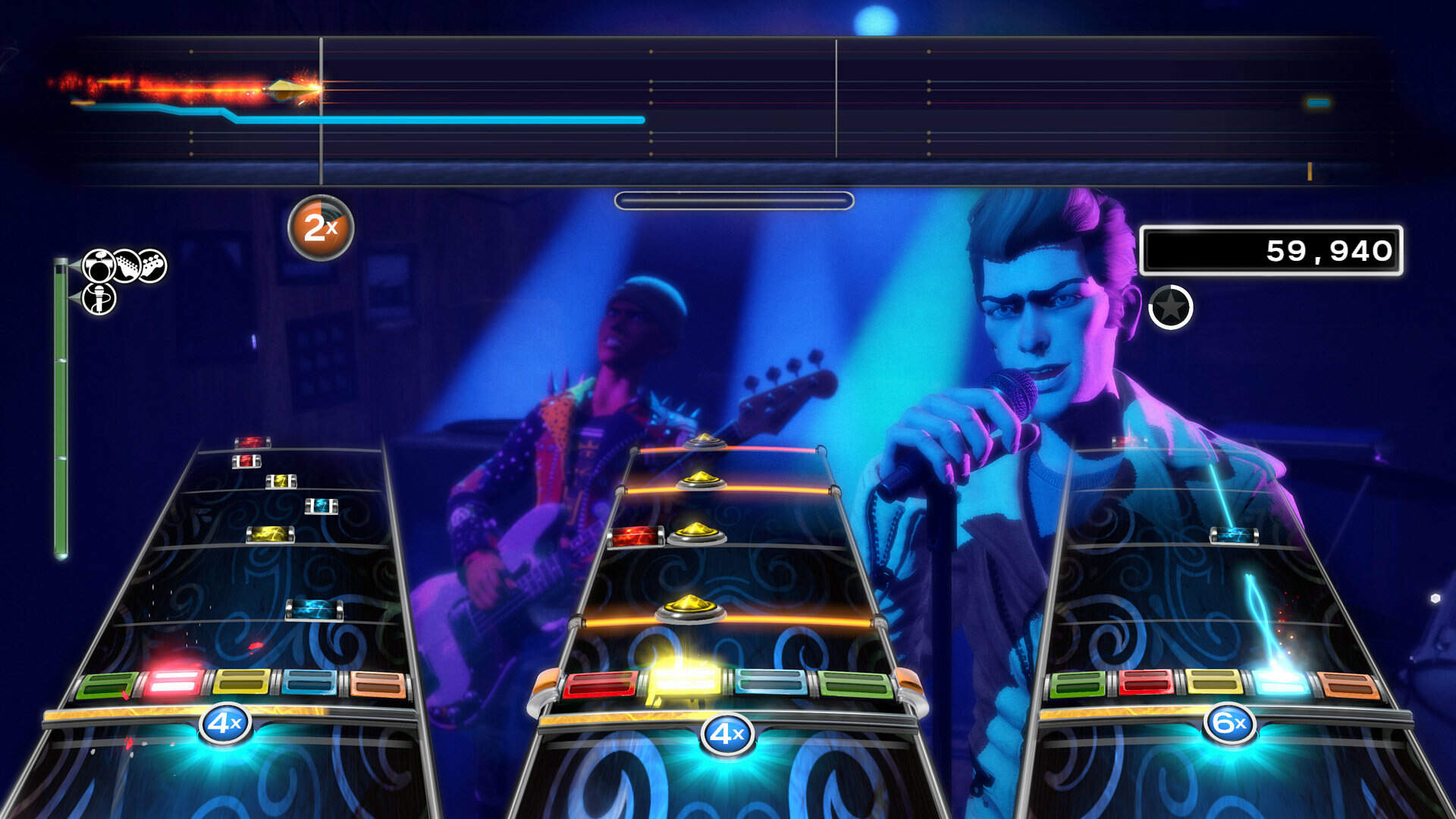 Rock Band 4 Will Have a Pretty Smooth Transition to Next-Gen