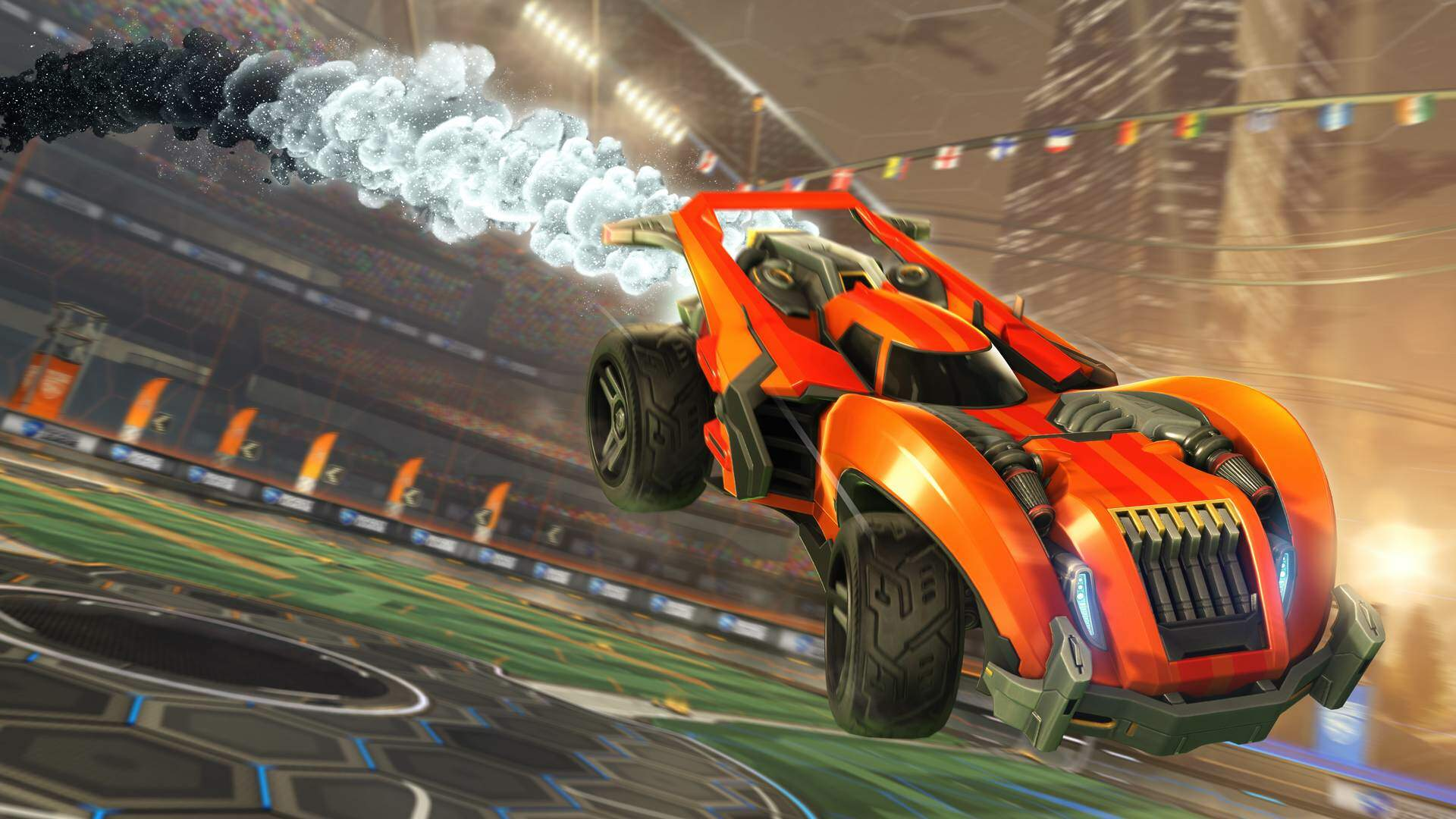 Rocket League Is Going Free-to-Play, But Leaving Steam Storefront