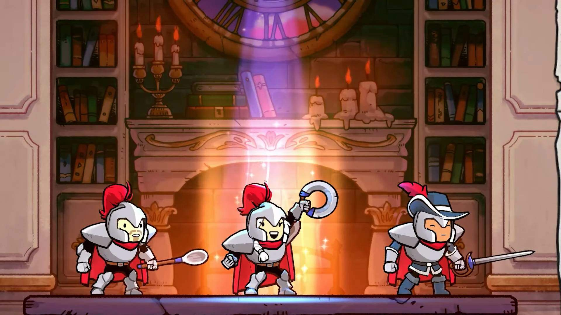 Rogue Legacy 2 Will Throw More Heirs Into the Fire When It Enters Early Access Next Month