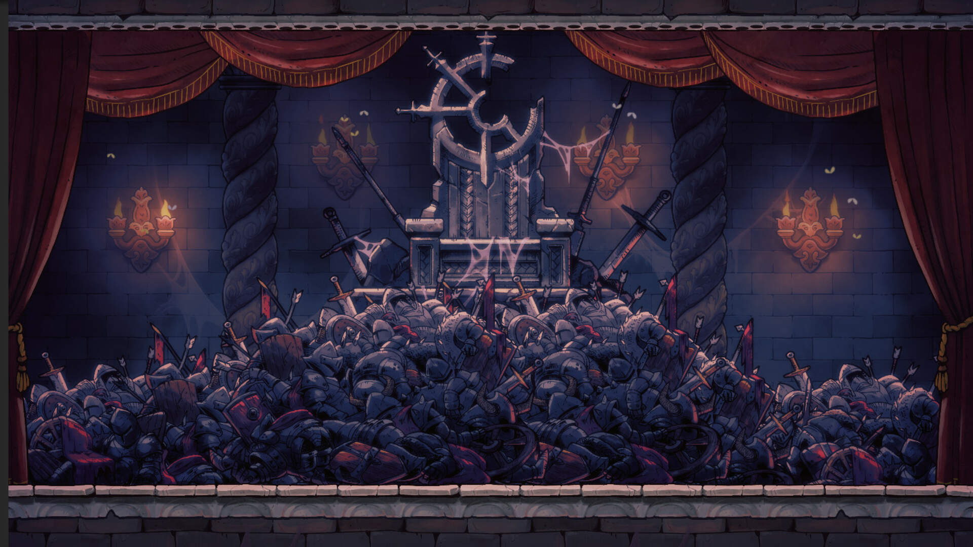 Rogue Legacy 2 Lets Me Build Success on the Bones of My Many Failsons, and It Feels Good
