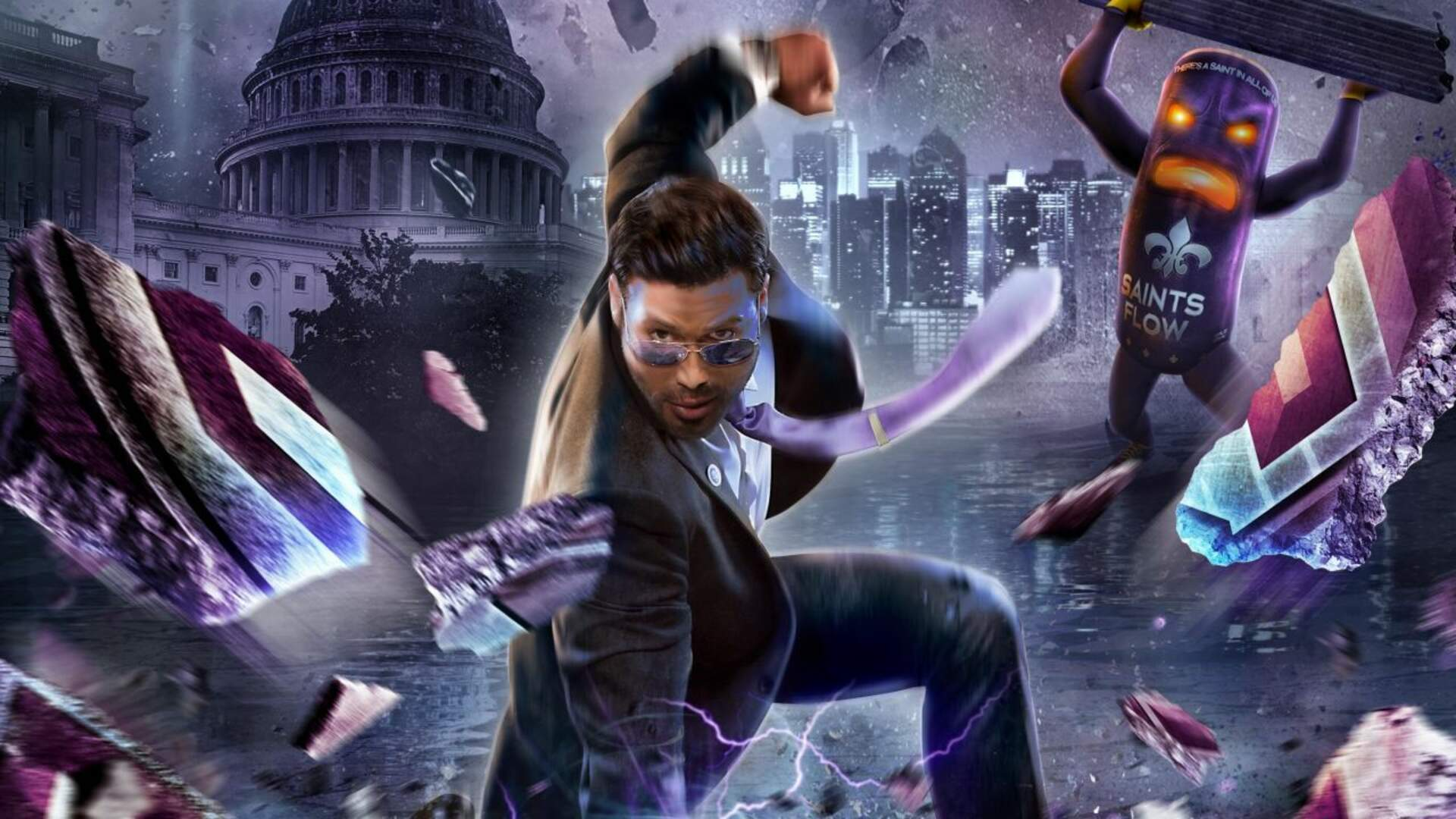 Saints Row 4 is Making Its Nintendo Switch Debut Next Month