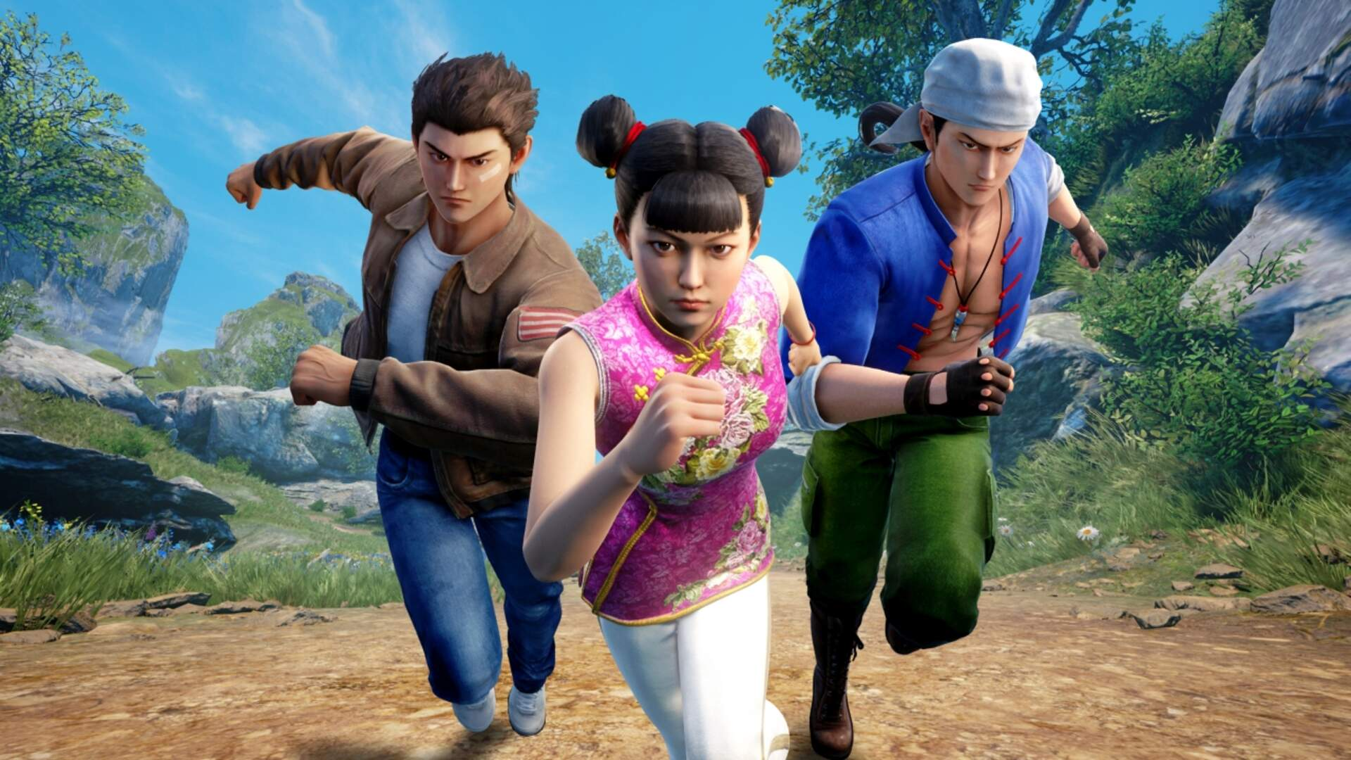 Shenmue 3's First DLC Will Let You Play As Someone Other Than Ryo