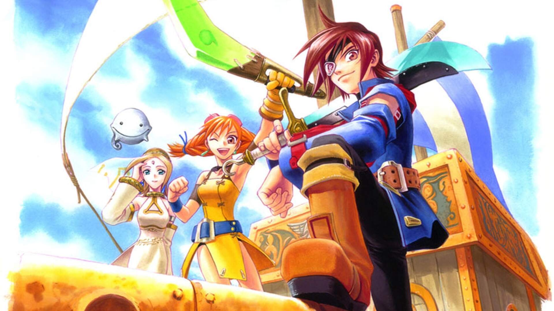 """Skies of Arcadia Developer: """"I Really, Really Want to Develop the Sequel"""""""