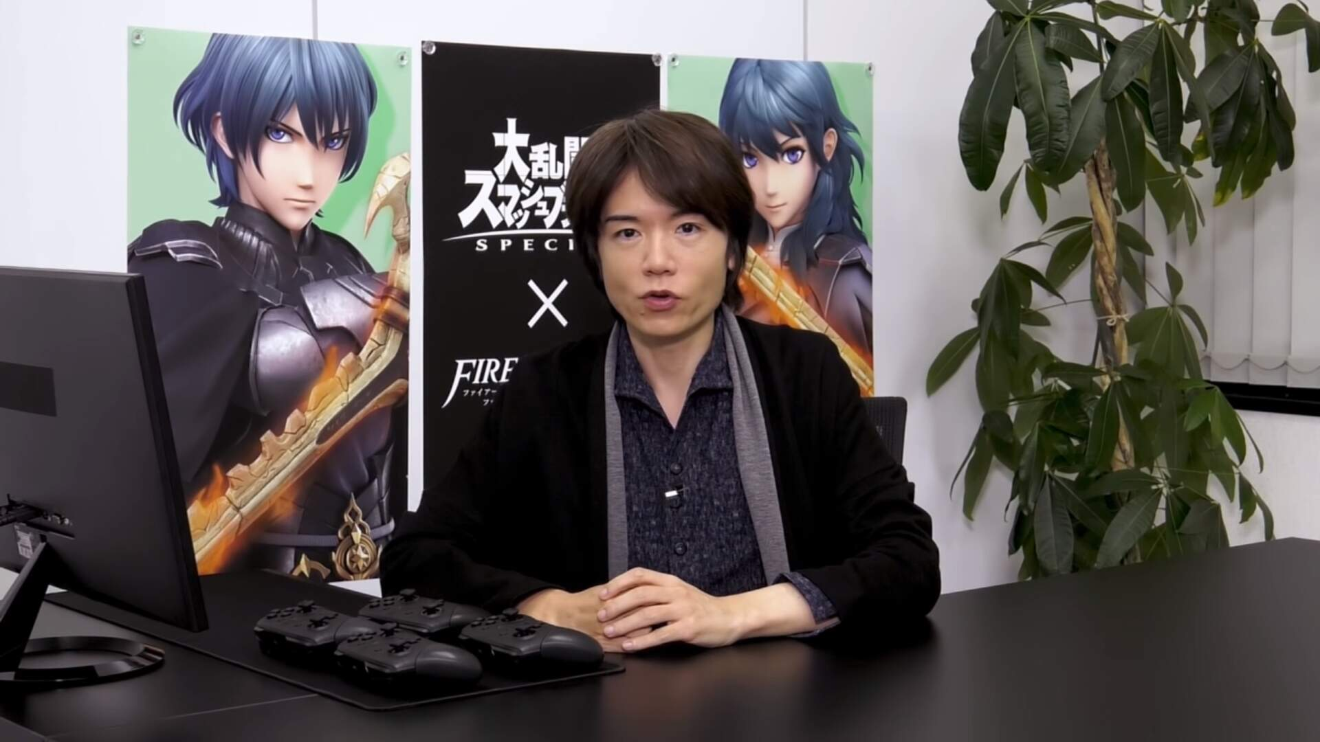 "Super Smash Bros. Ultimate's Sakurai on His Next Mission: ""Only God Knows"""