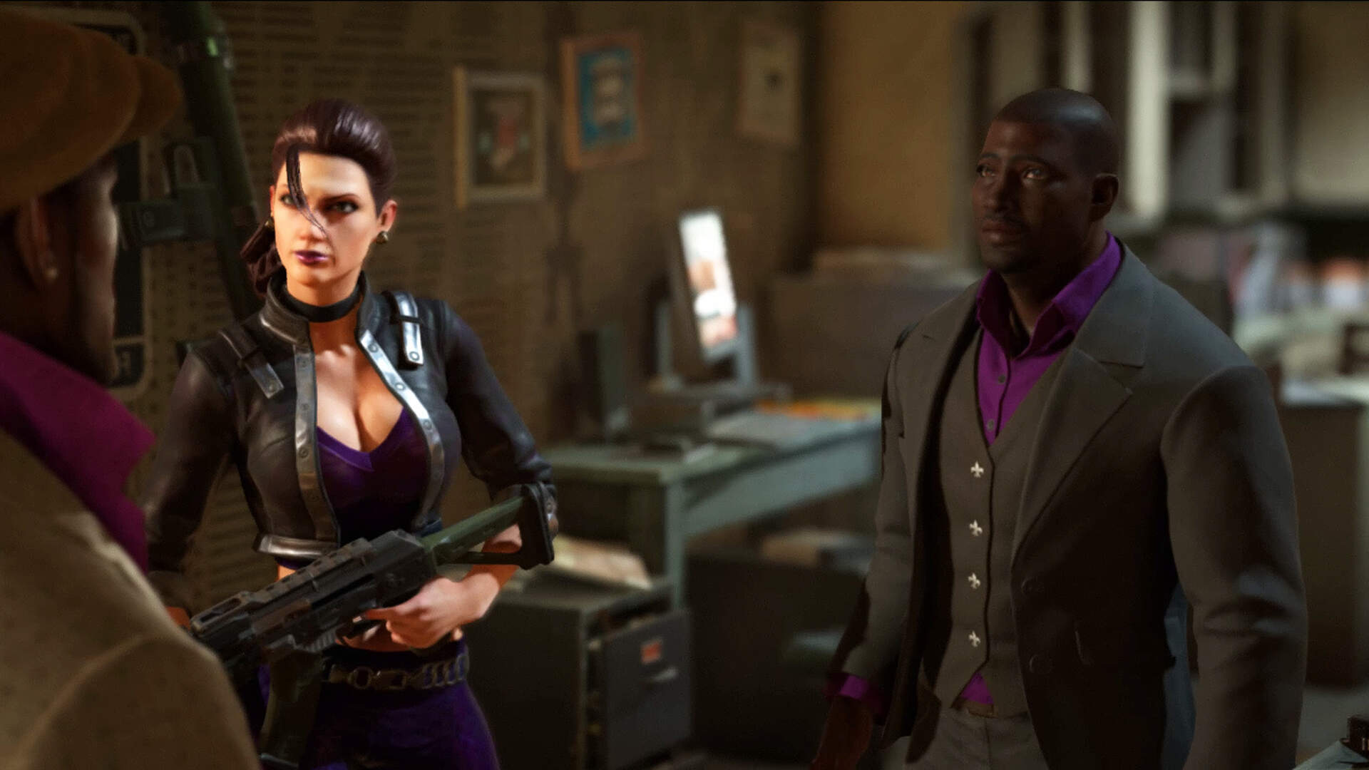 Saints Row: The Third Remastered Review: The Patron Saint of Mayhem is Back