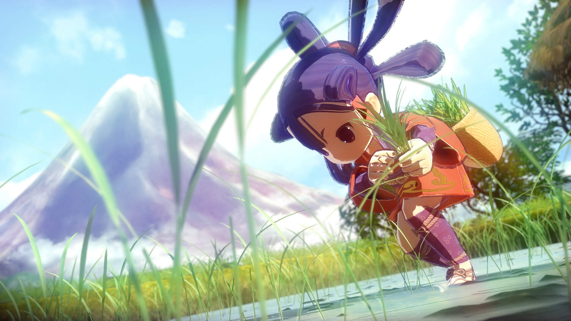 Axe of the Blood God: Sakuna: Of Rice and Ruin is This Fall's Sneaky Great RPG Sim