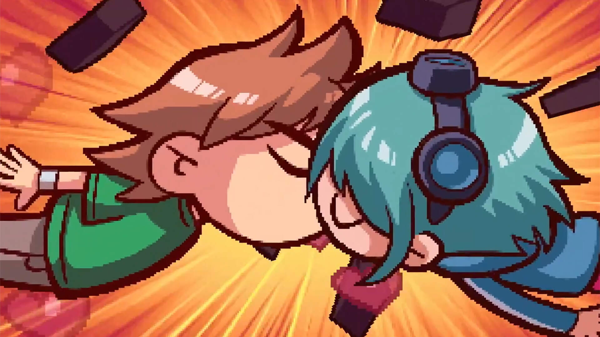 Scott Pilgrim Returns This Holiday With a Complete Edition