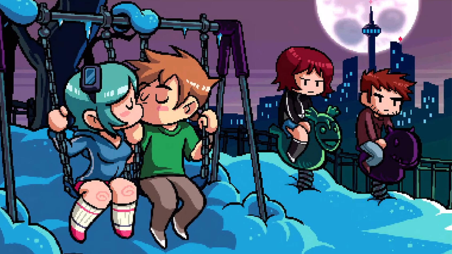 It's Time for Ubisoft to Bring the Scott Pilgrim Game Back