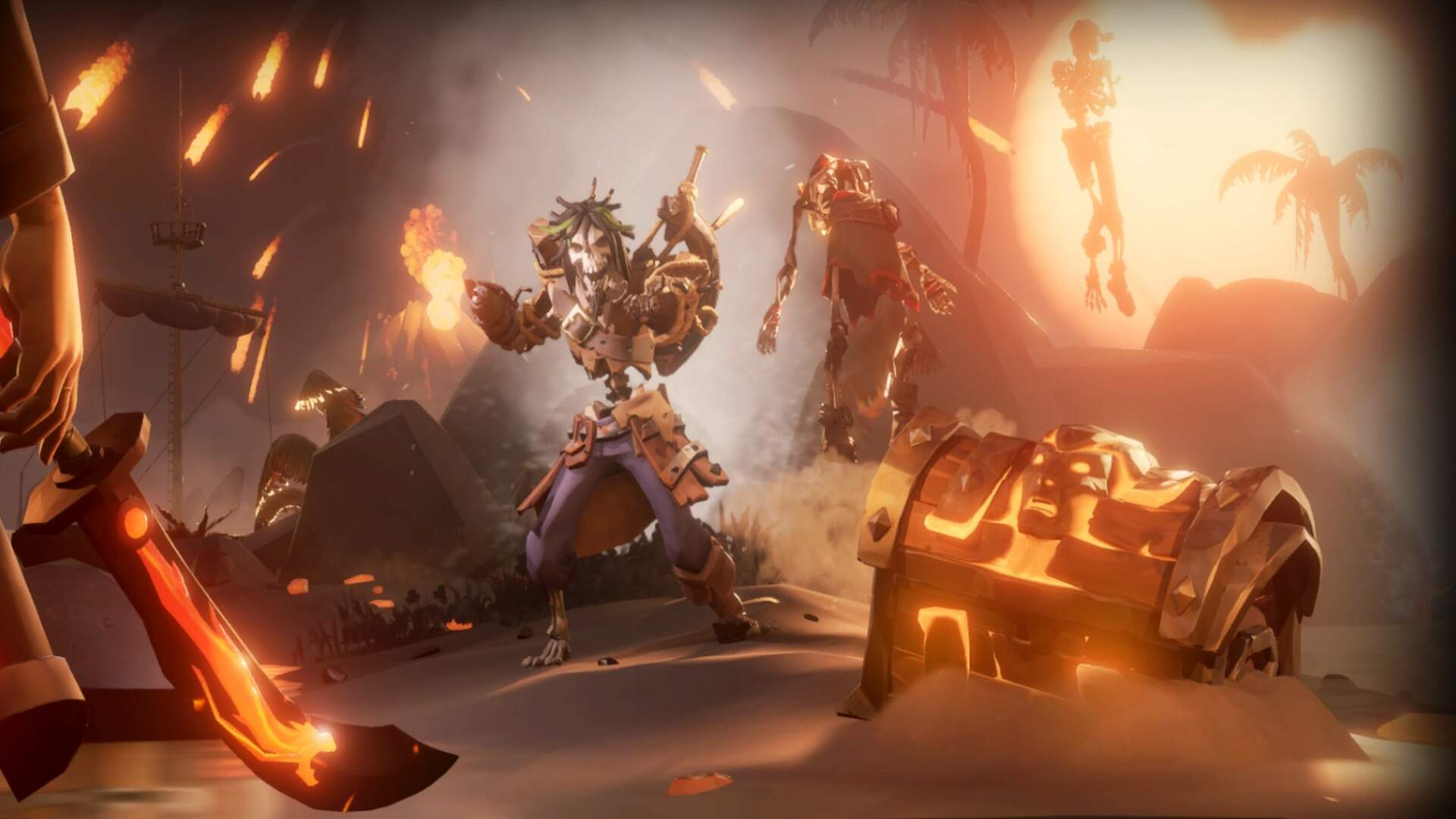 Sea of Thieves: How to Find and Sell Chests of Rage and Keep Them from Exploding