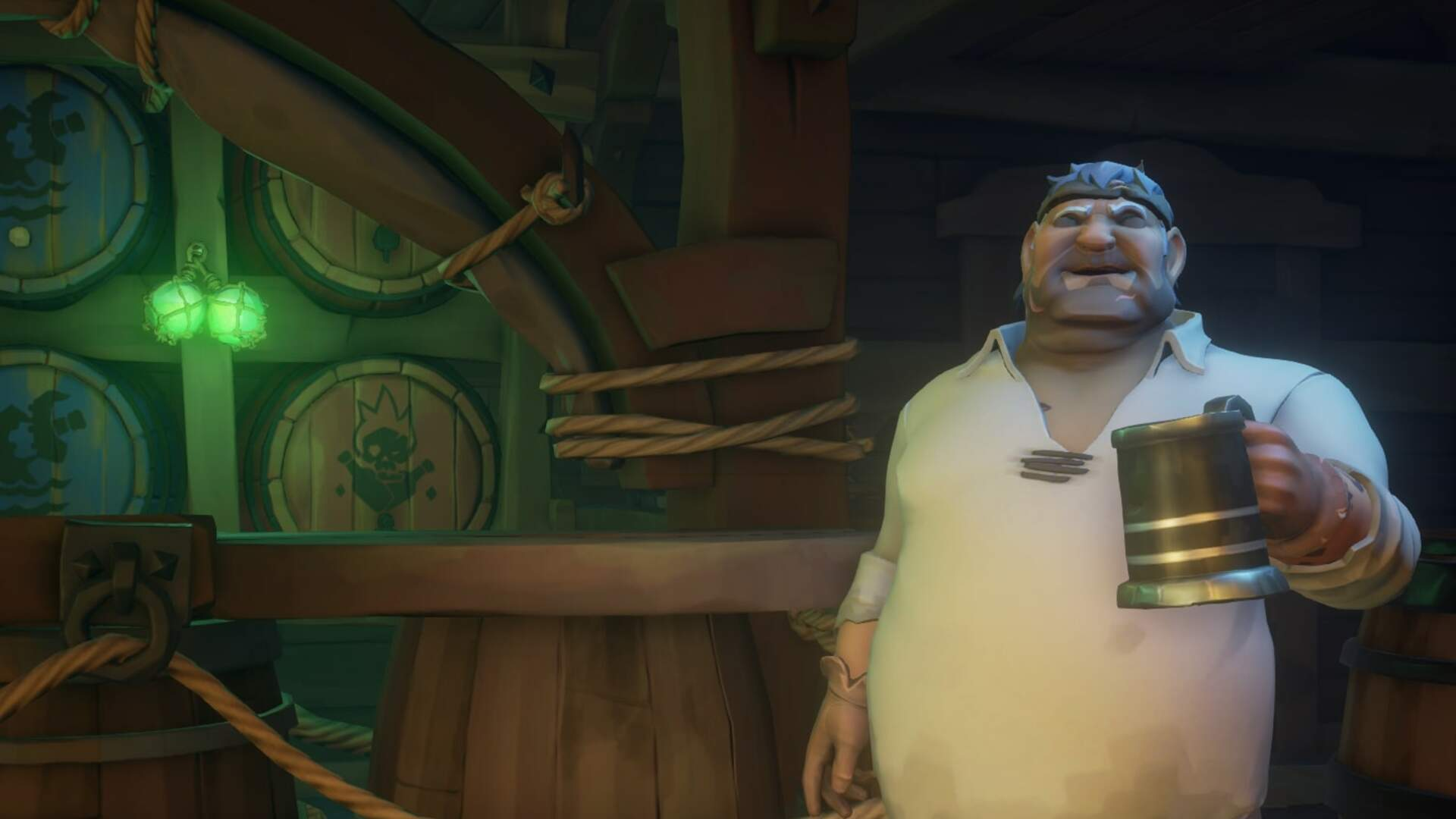 Sea of Thieves: How to Change Your Character's Appearance (2020)