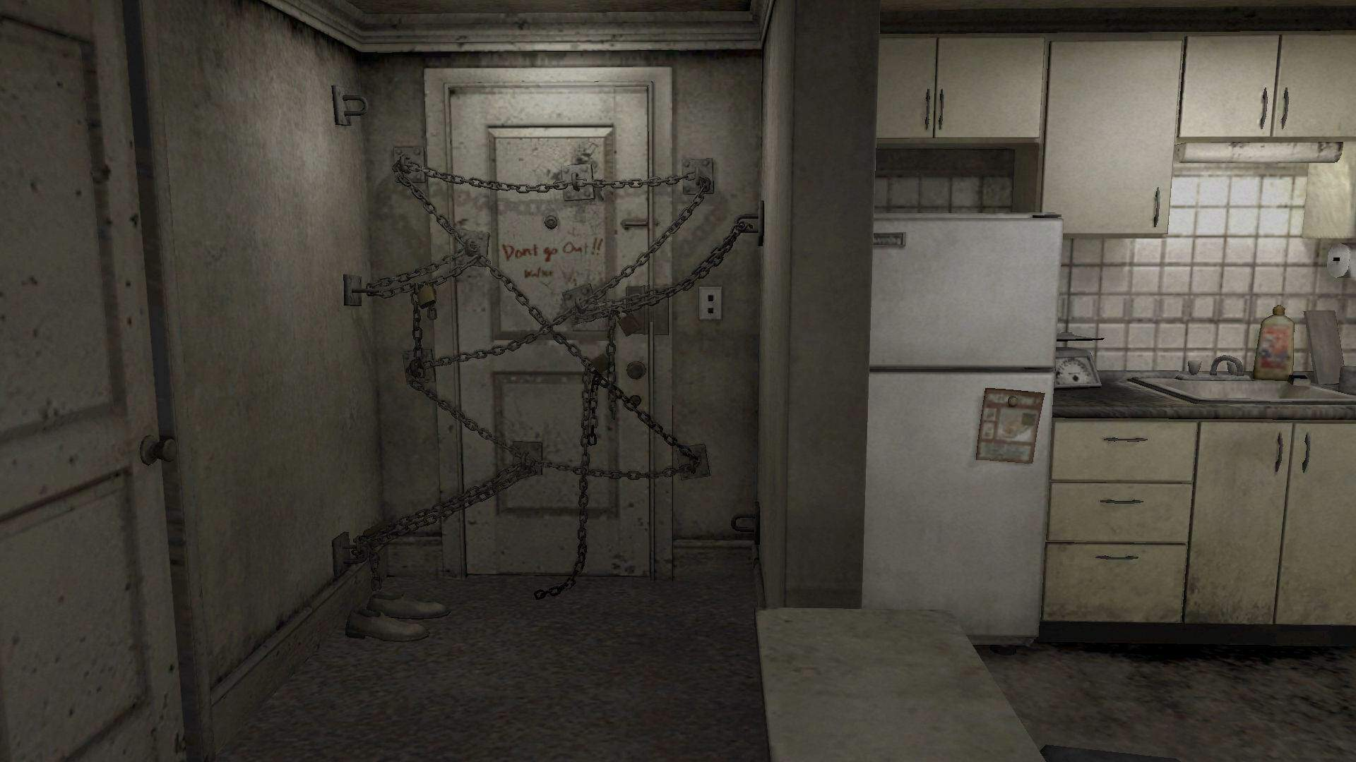 Silent Hill 4: The Room Gets a PC Re-Release on GOG