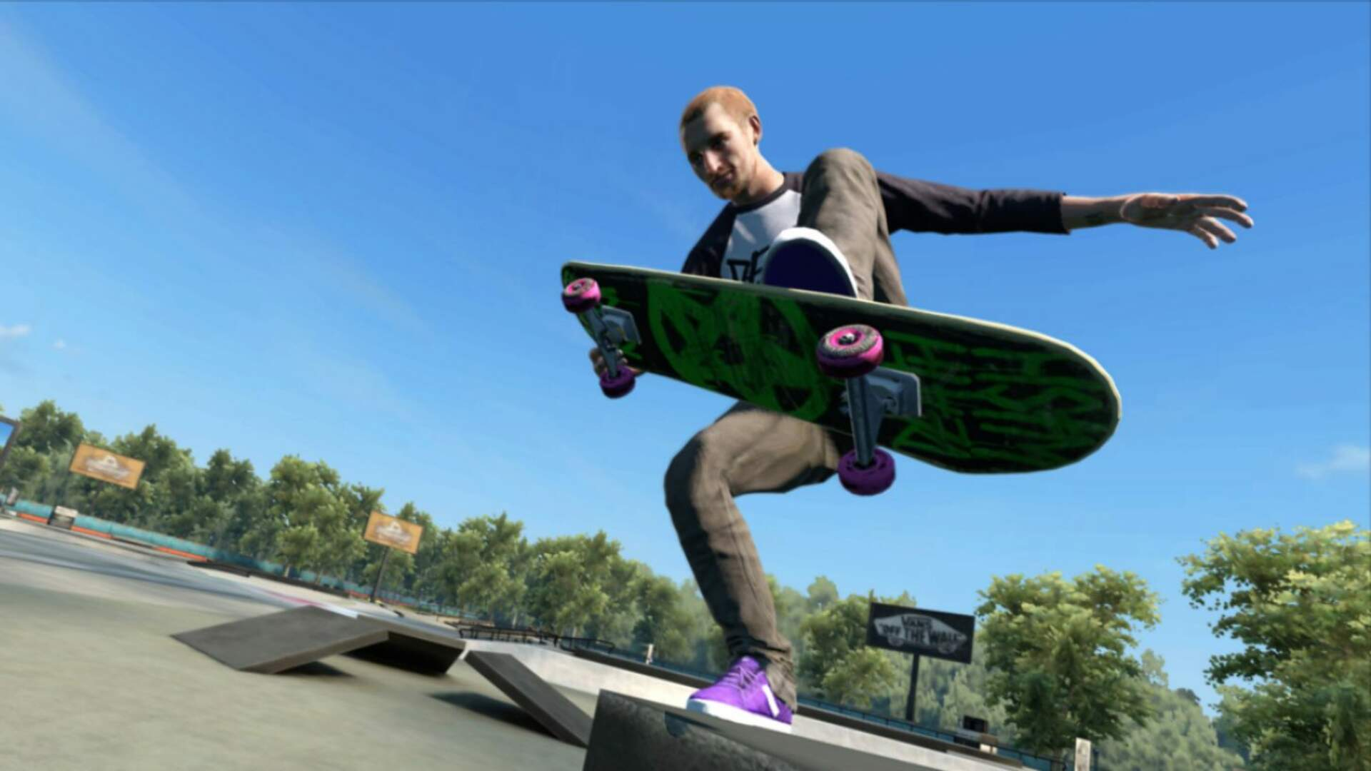 A New Skate Game Is in the Works at EA