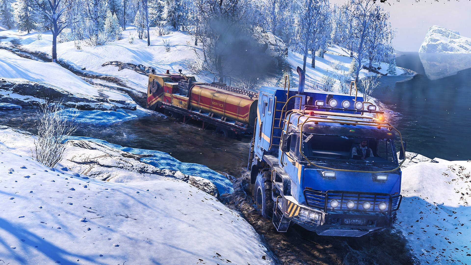 SnowRunner is Death Stranding But With Trucks, And I Love It