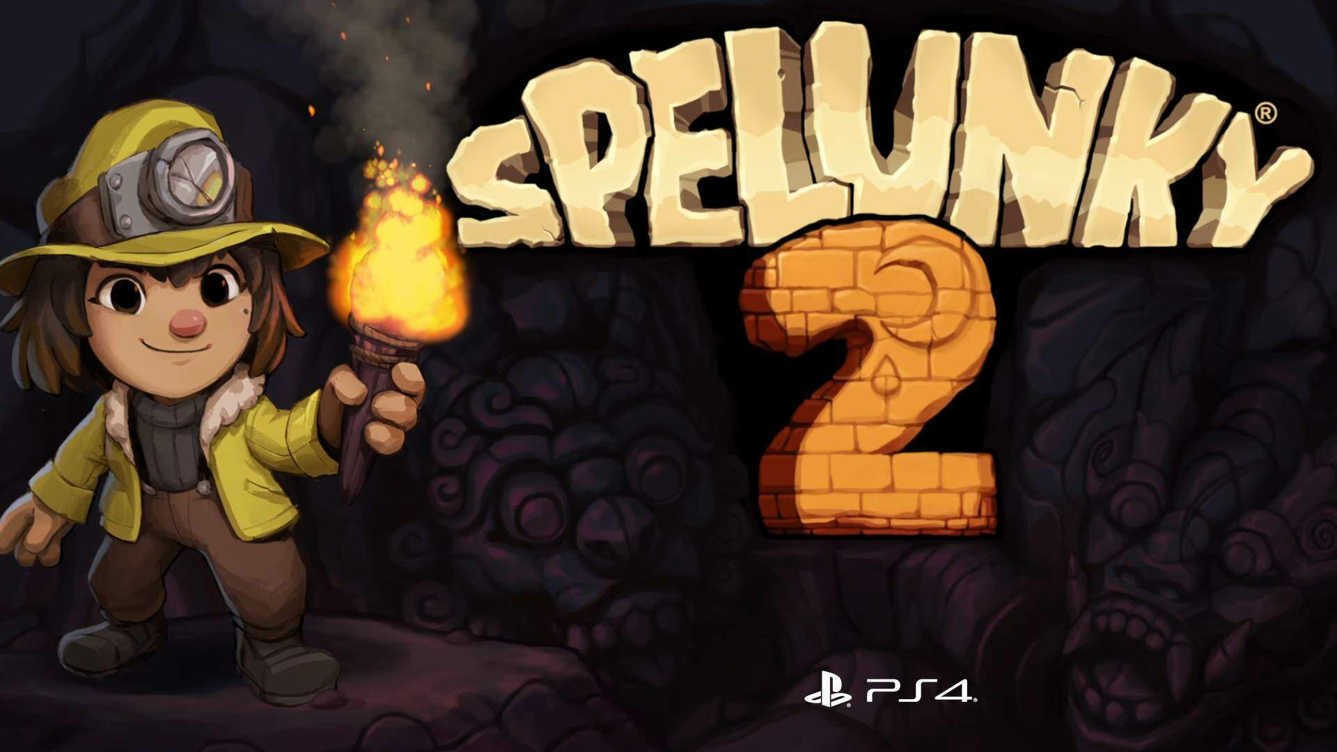 Spelunky 2 Is Out in September With Online Multiplayer