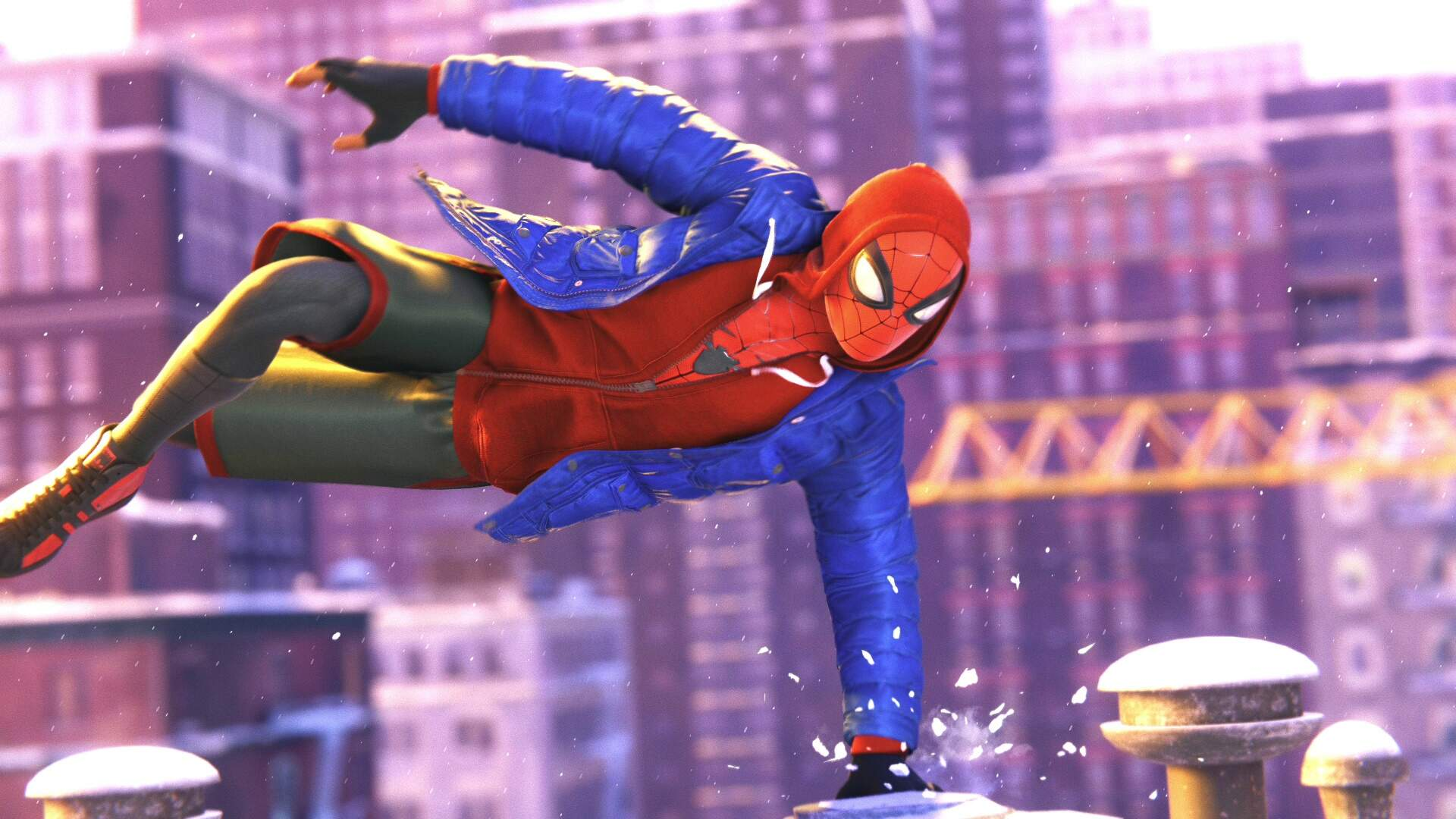 Marvel's Spider-Man: Miles Morales Receives a Surprise Ray Tracing Performance Mode Update on PS5