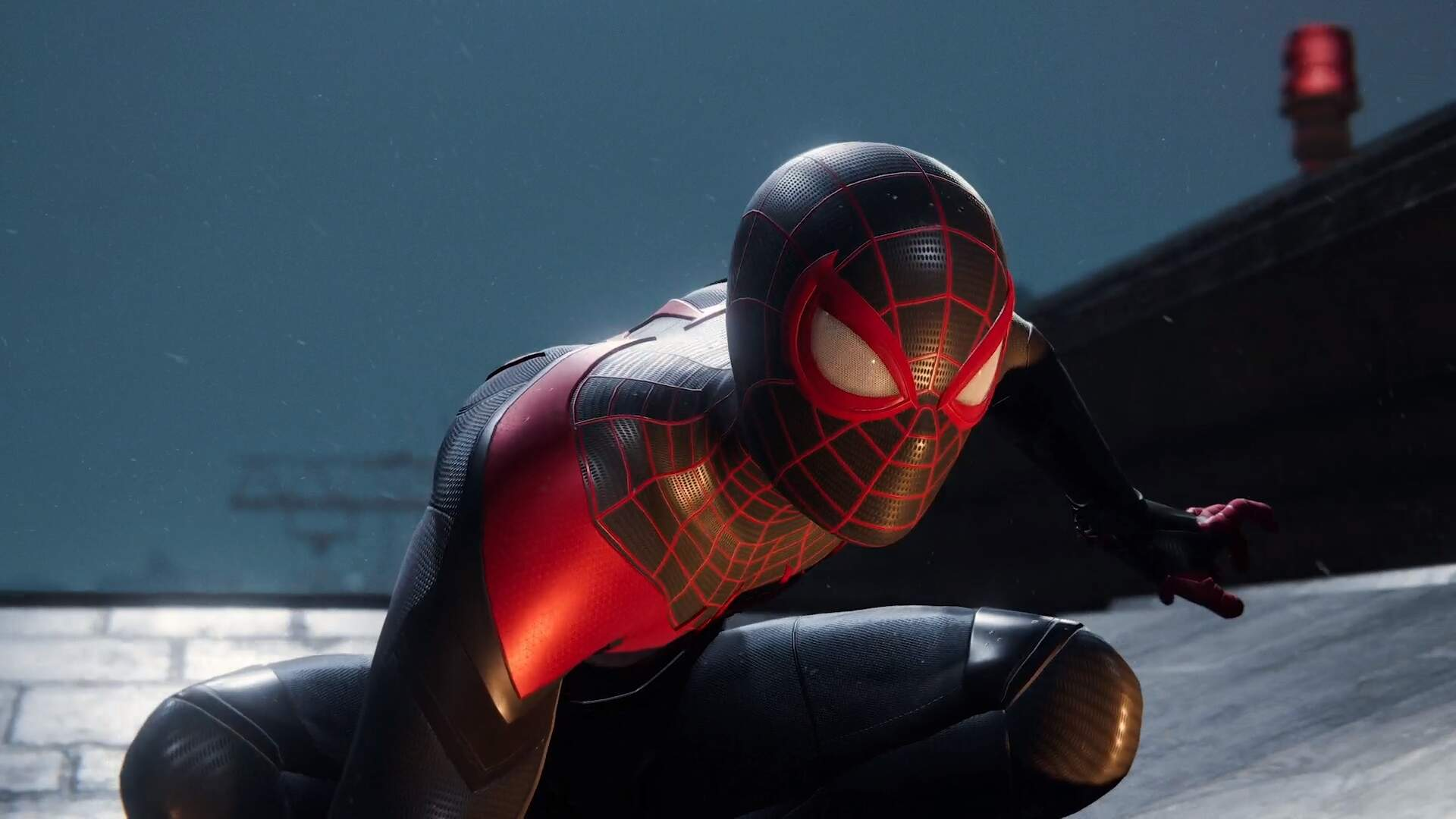 The First Boss Fight in Spider-Man: Miles Morales Sees Both Spideys Teaming Up