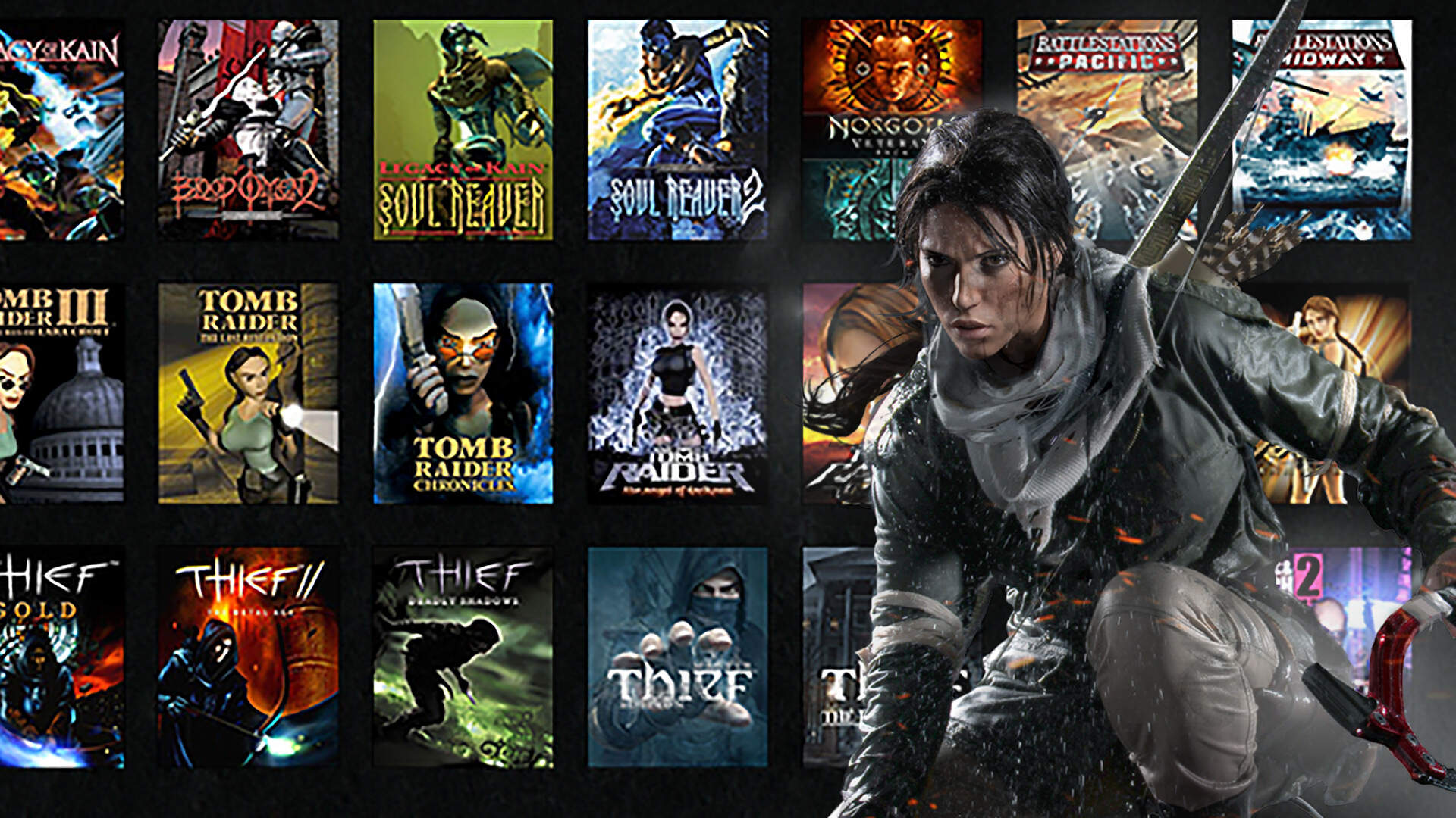 Square Enix Bundles Eidos PC Classics Together For Charity