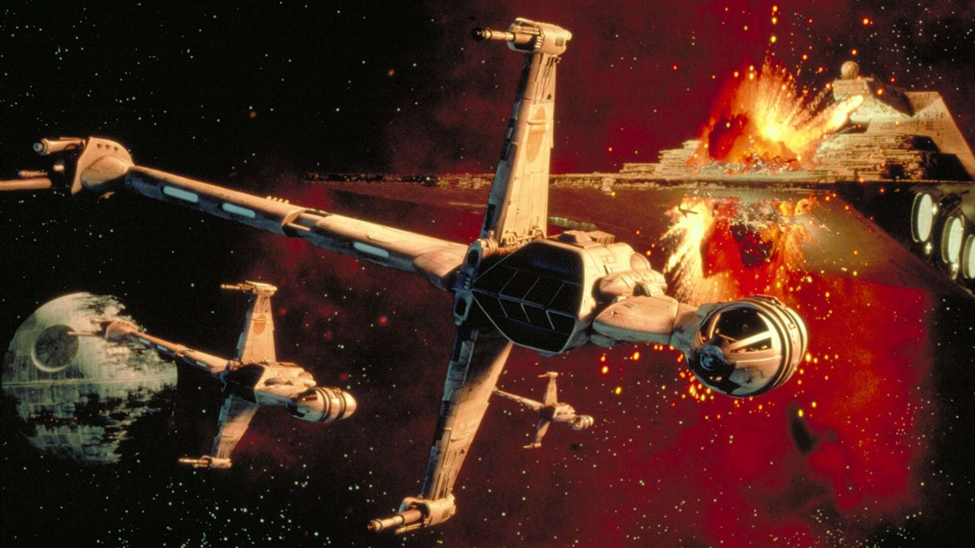 Star Wars: Squadrons Is Getting B-wings, TIE Defenders, and a Whole Lot More for Free