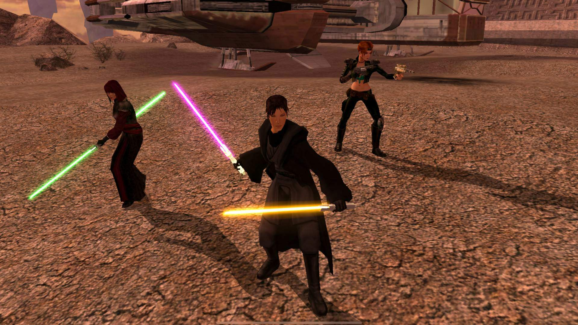 Star Wars: Knights of the Old Republic 2 Hits Mobile Next Week