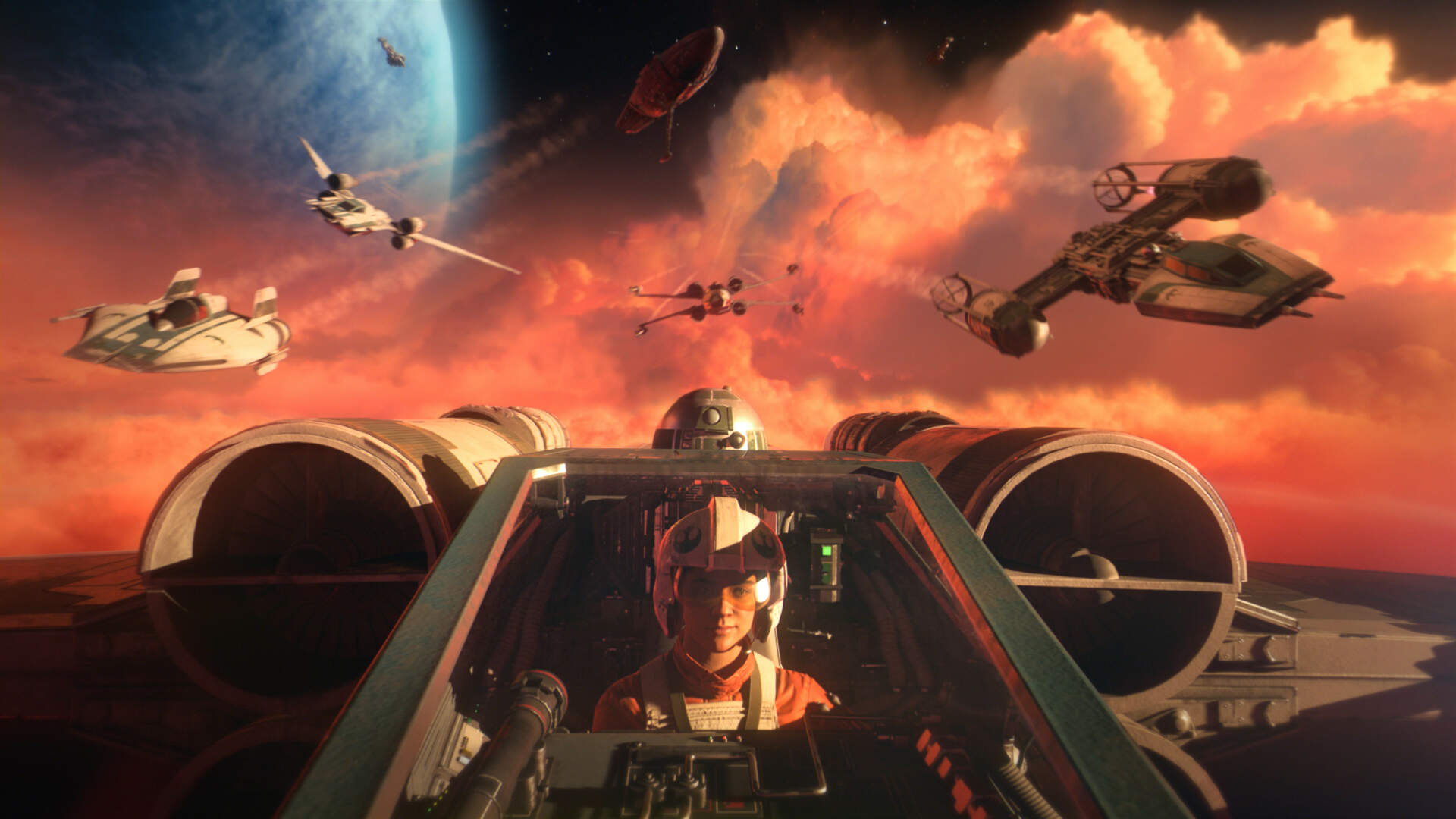 Star Wars: Squadrons Promises Support for Joysticks and HOTAS Rigs on PC