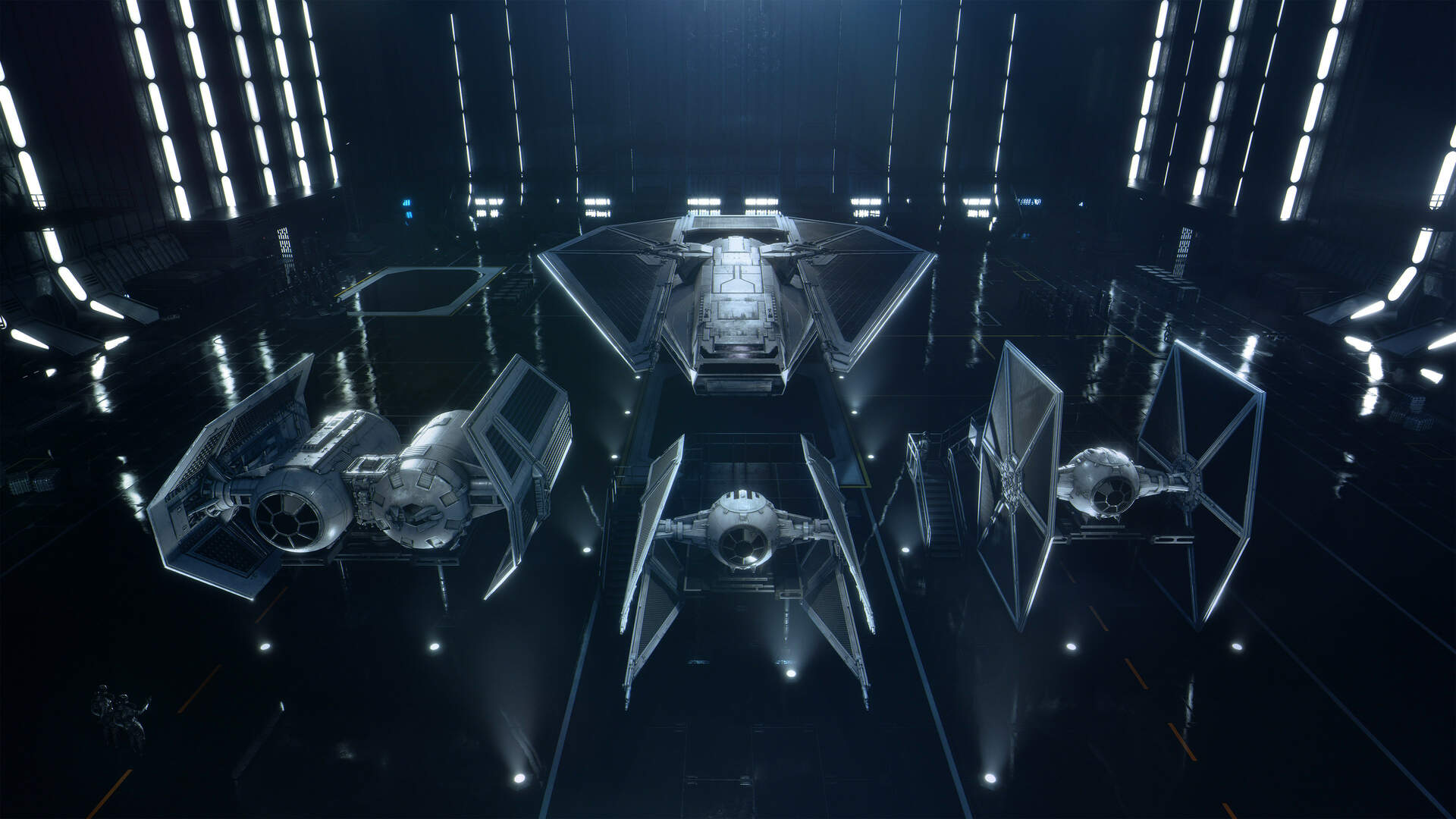 In Star Wars: Squadrons, TIE Fighters Don't Have Shields and That's That, Director Says