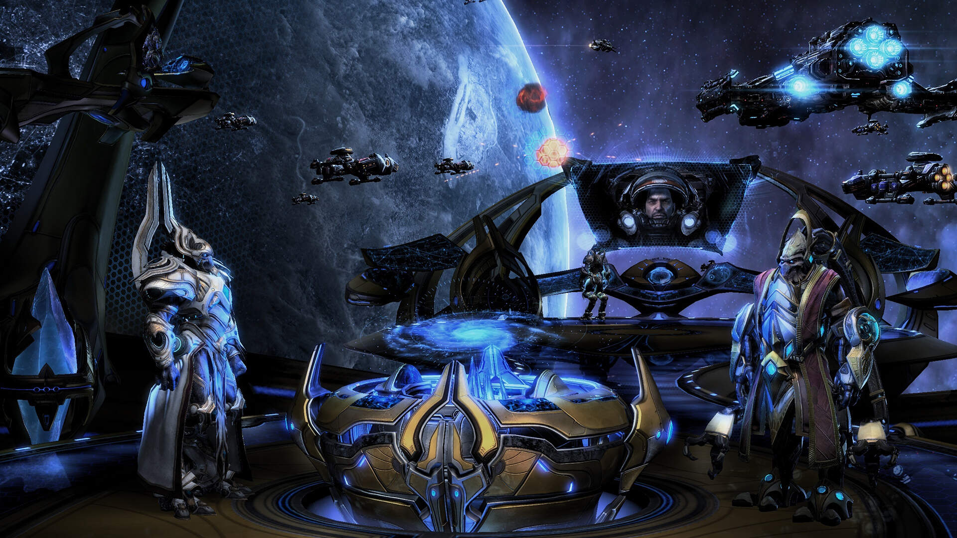 StarCraft 2's Rollercoaster Decade, As Remembered By Its Developers