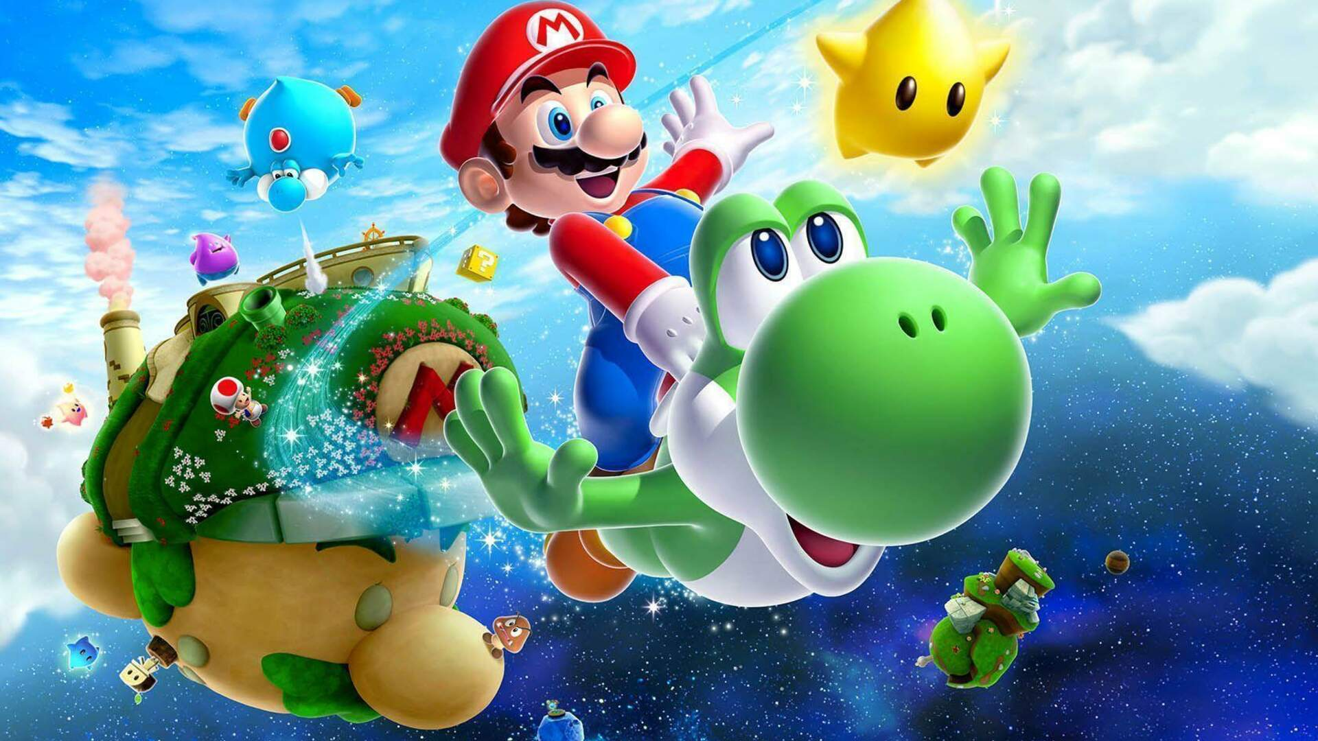 Could Super Mario Galaxy 3 Ever Hope to Top the First Two Games?