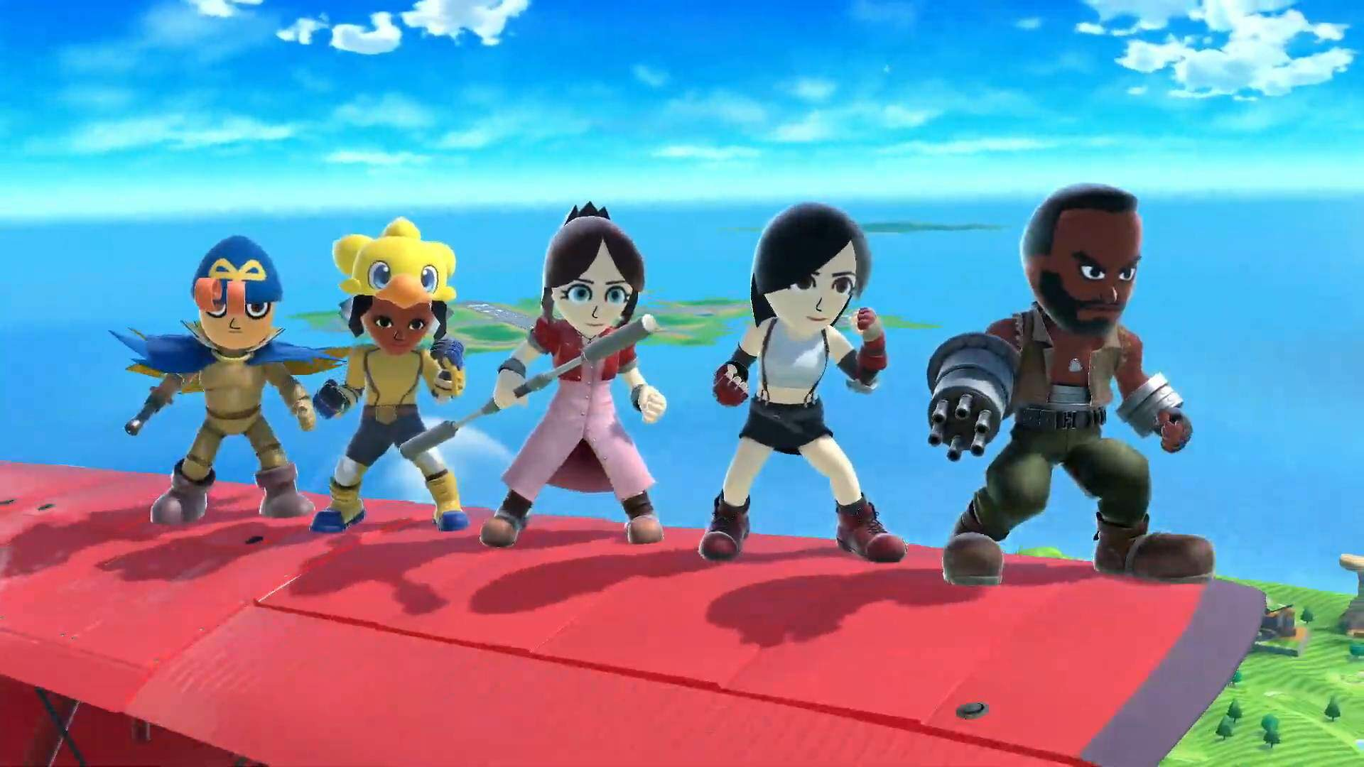 Super Mario RPG's Geno Joins the Super Smash Bros. Ultimate Roster as a Mii Fighter Costume