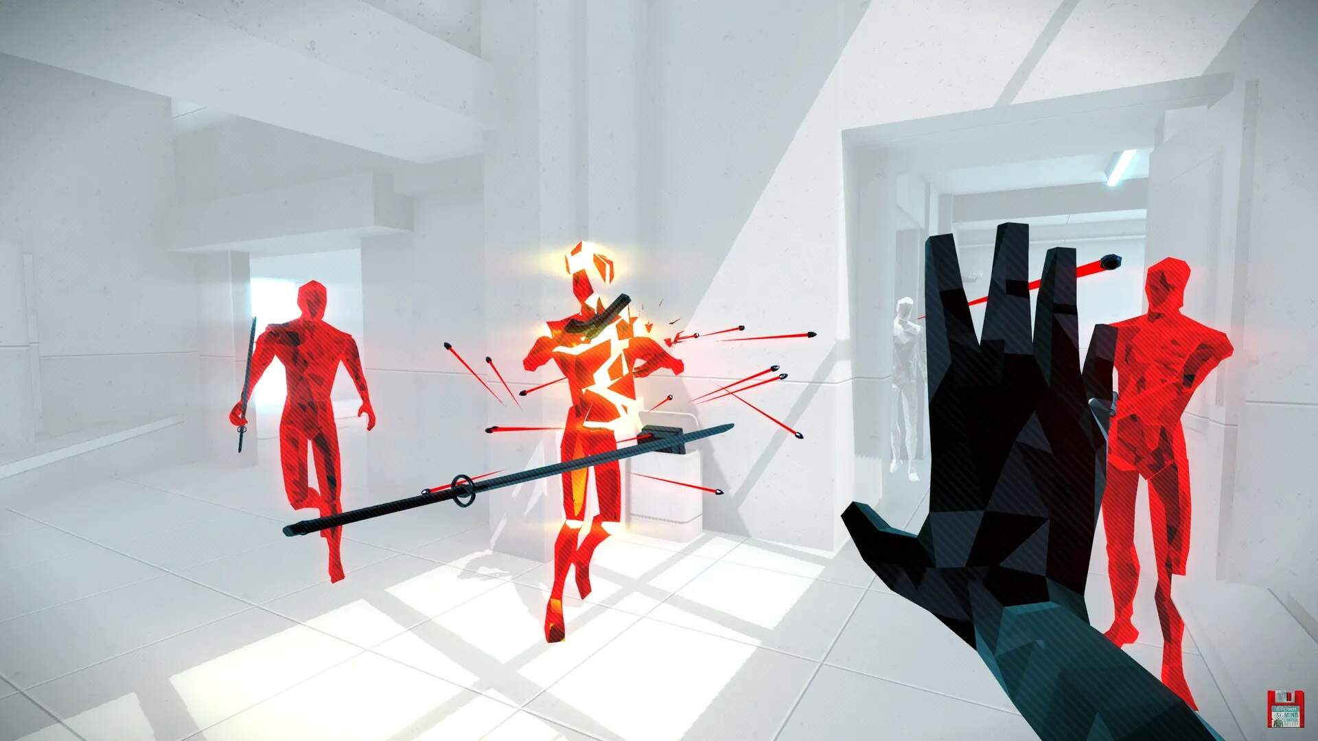 Superhot: Mind Control Delete Is Out Next Week, And Free For Owners of the Original For a Limited Time