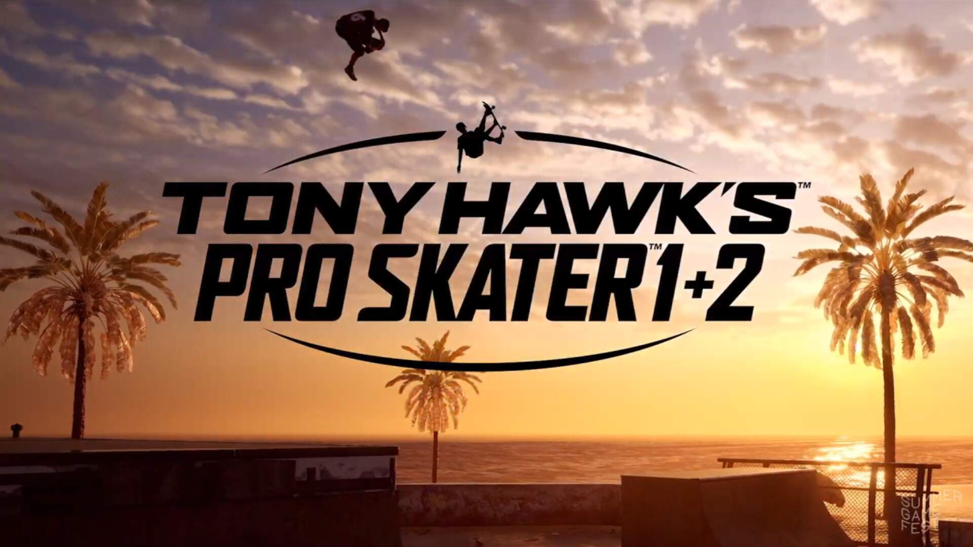Tony Hawk's Pro Skater 1 and 2 Remaster Coming in September [Update]