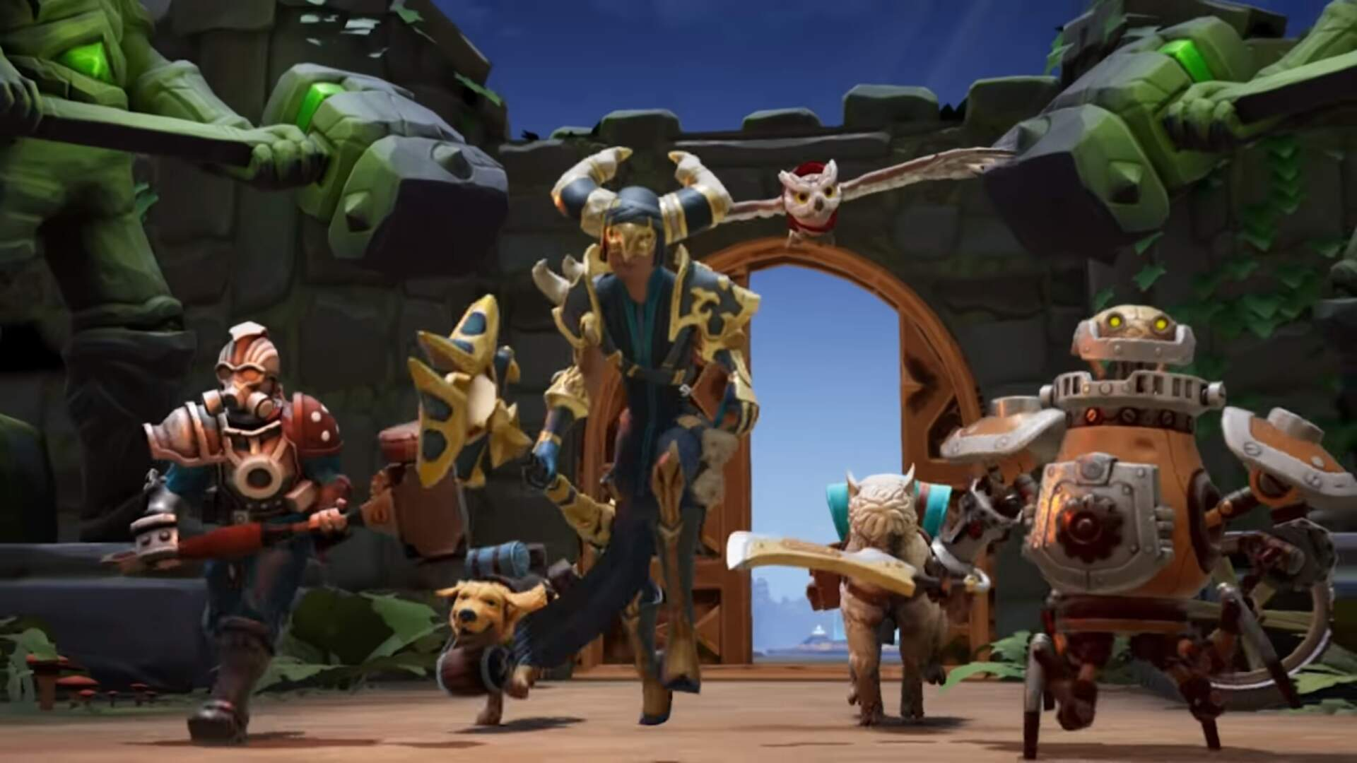 Torchlight 3 Just Launched in Early Access