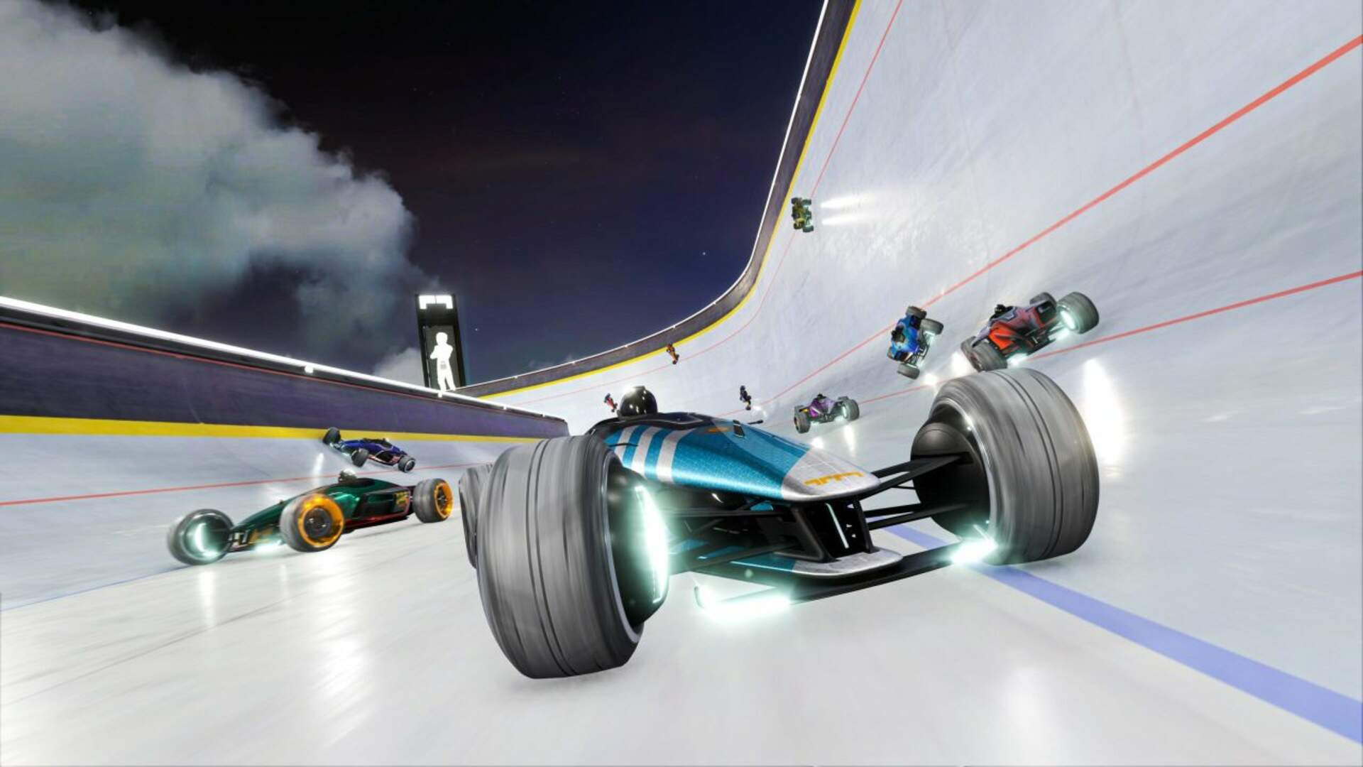Trackmania Nations Remake Has Been Delayed To This July