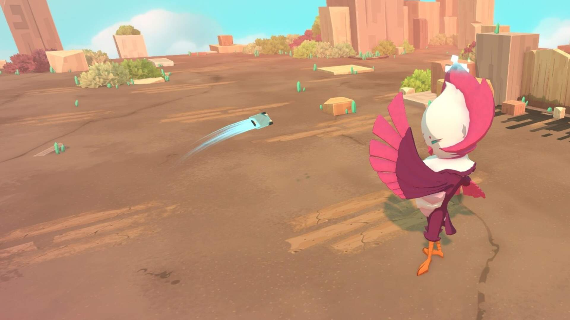 "Temtem: Where to Catch Barnshe and Complete ""The Denizan Icarus"" Quest for Daedalus"