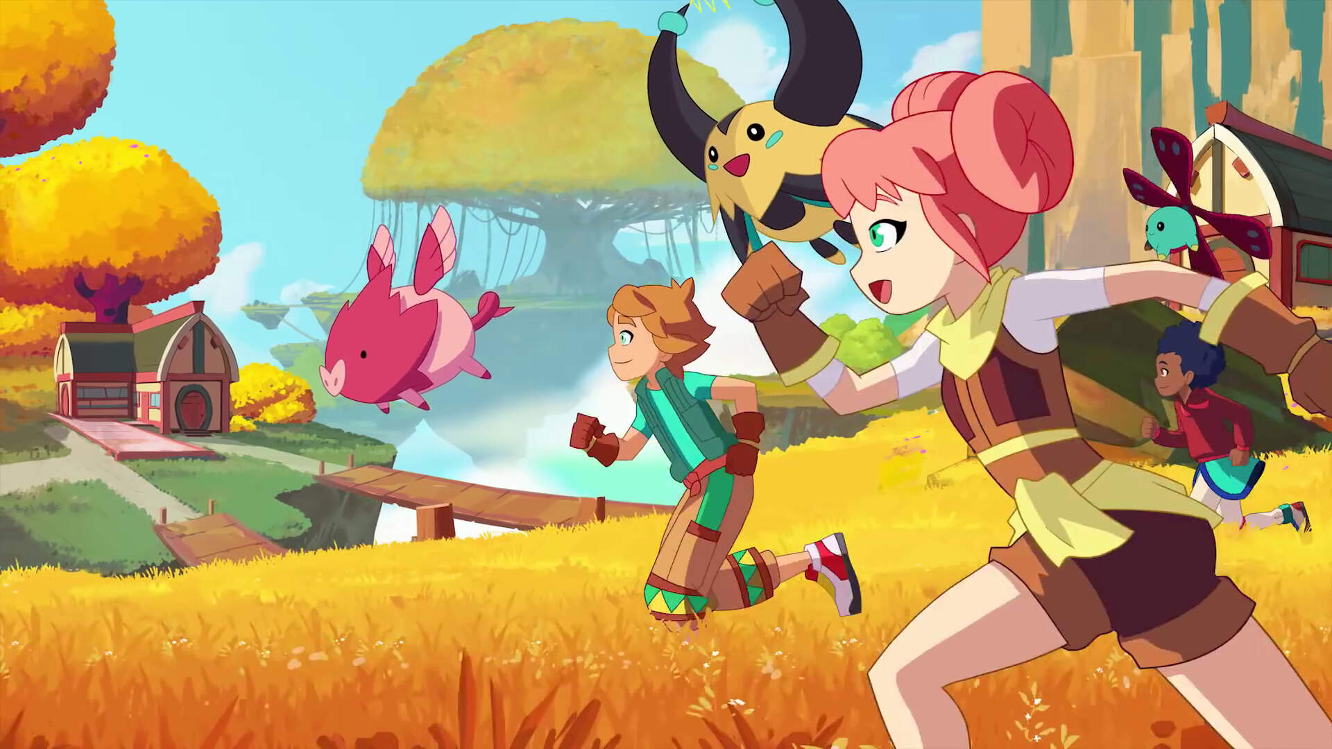 Temtem: When Are New Islands Being Released?