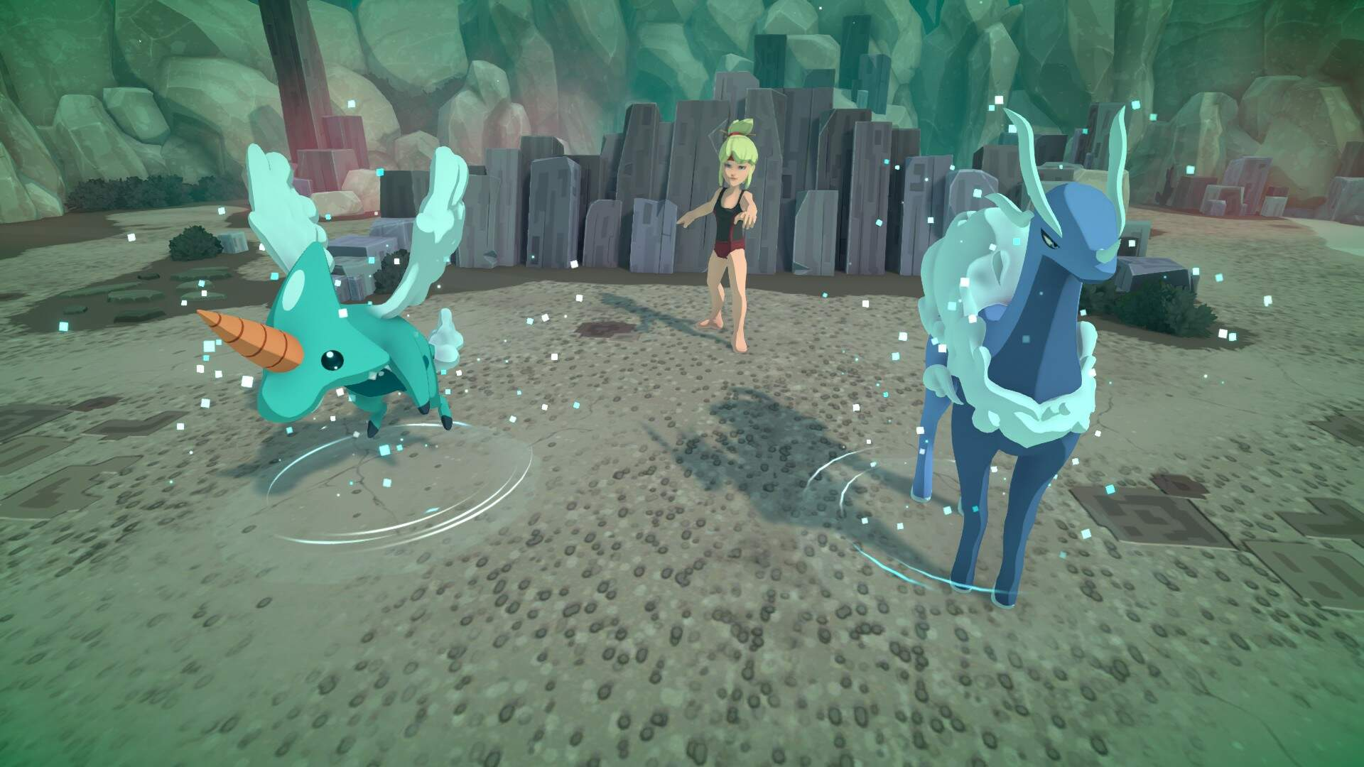 Temtem: Where to Find and Catch Oceara