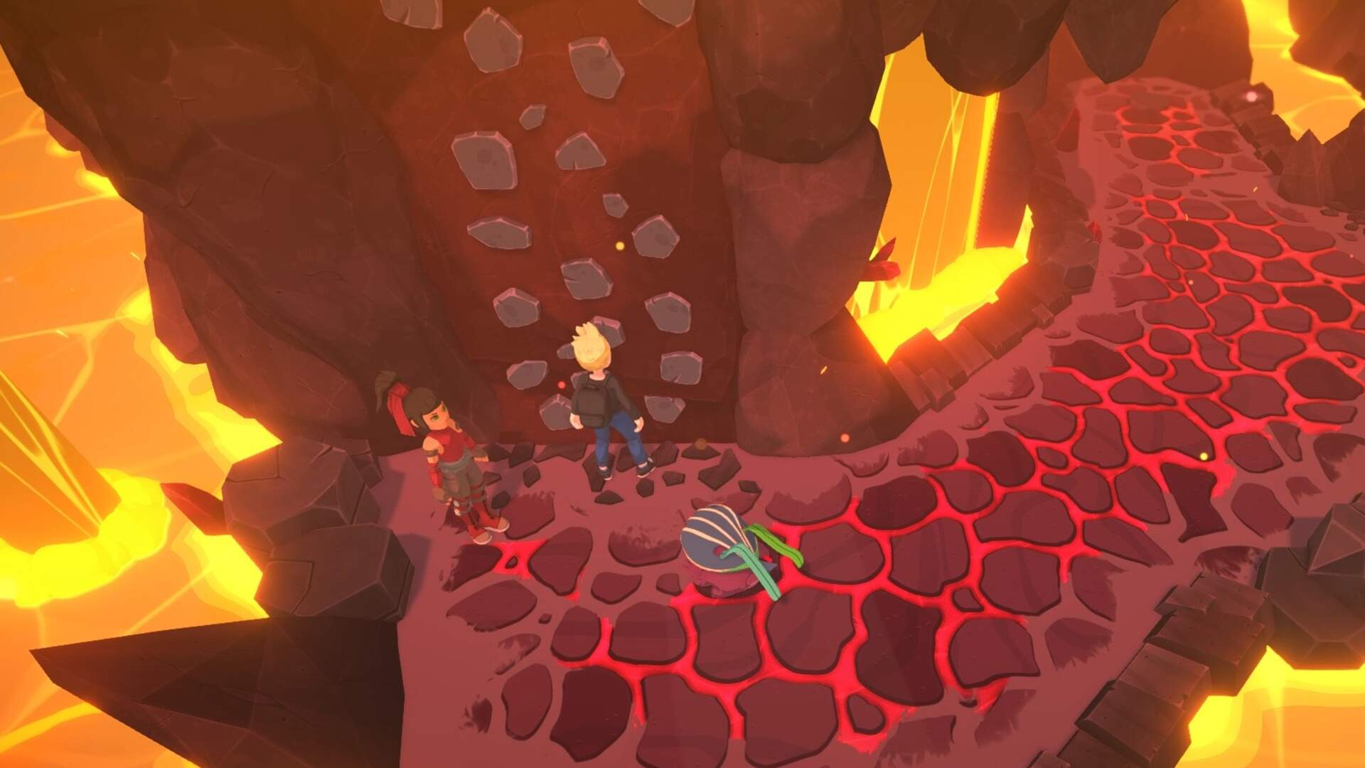 Temtem: How to Get the Gravitonic Piolets Climbing Gear