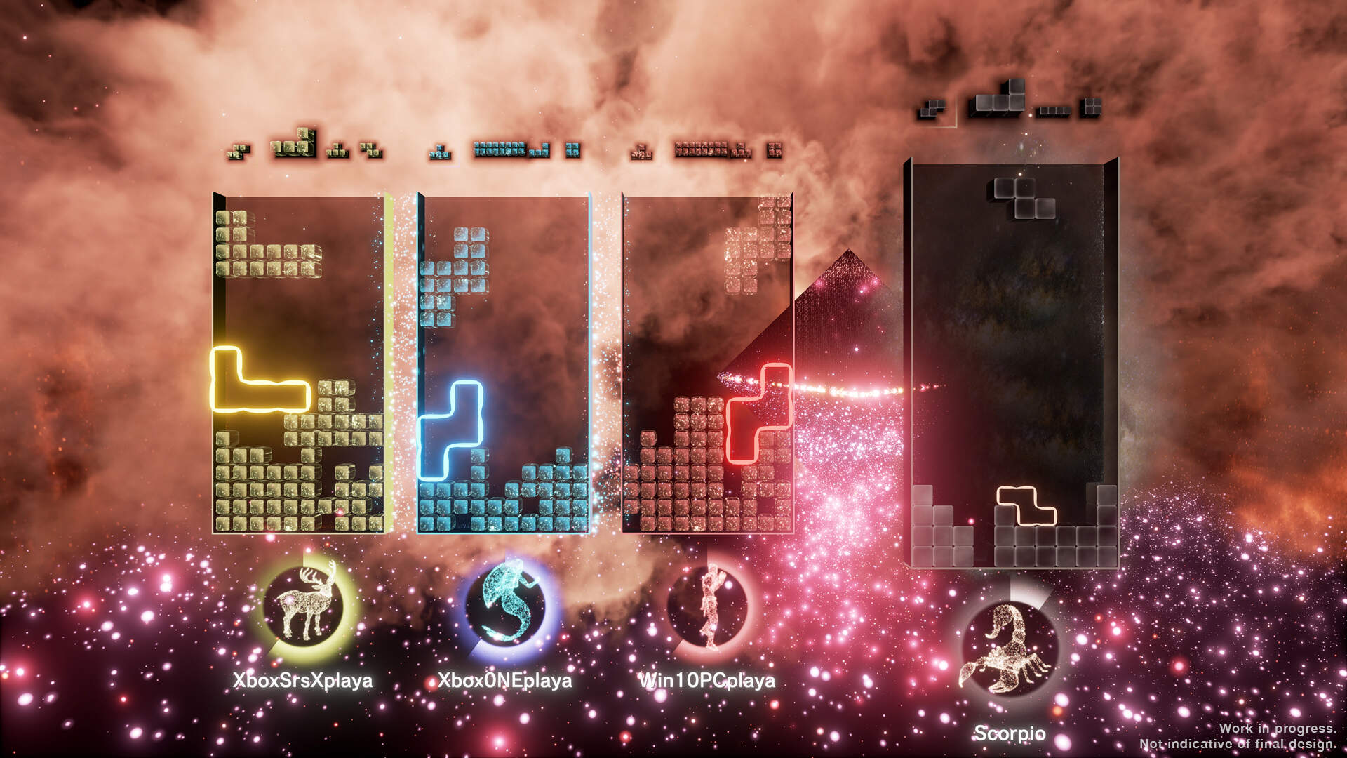 Tetris Effect's Multiplayer Update Is Arriving in Time for the Xbox Series X Launch