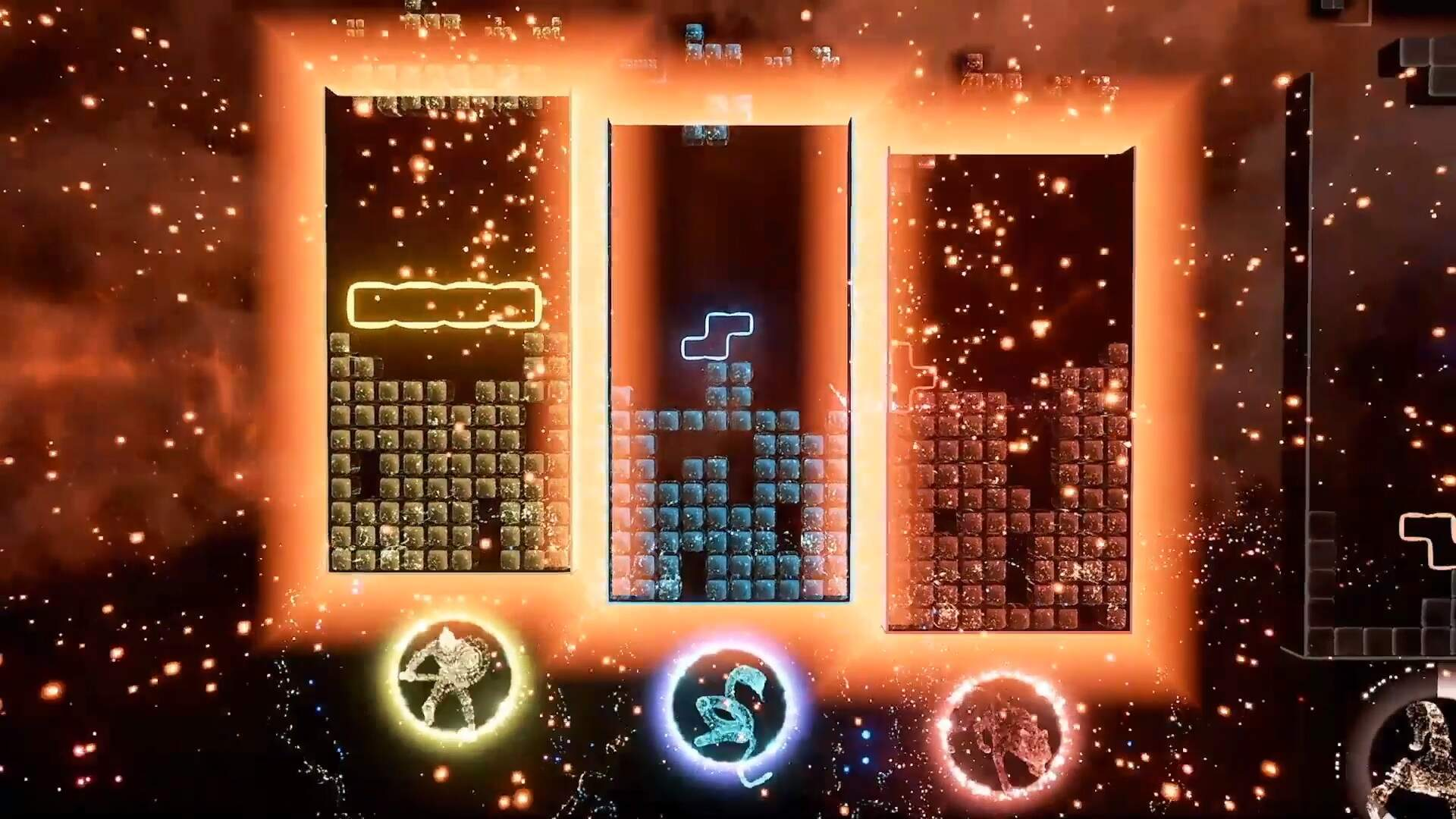 Tetris Effect Is Getting Multiplayer This Holiday as a Timed Xbox and PC Exclusive Update