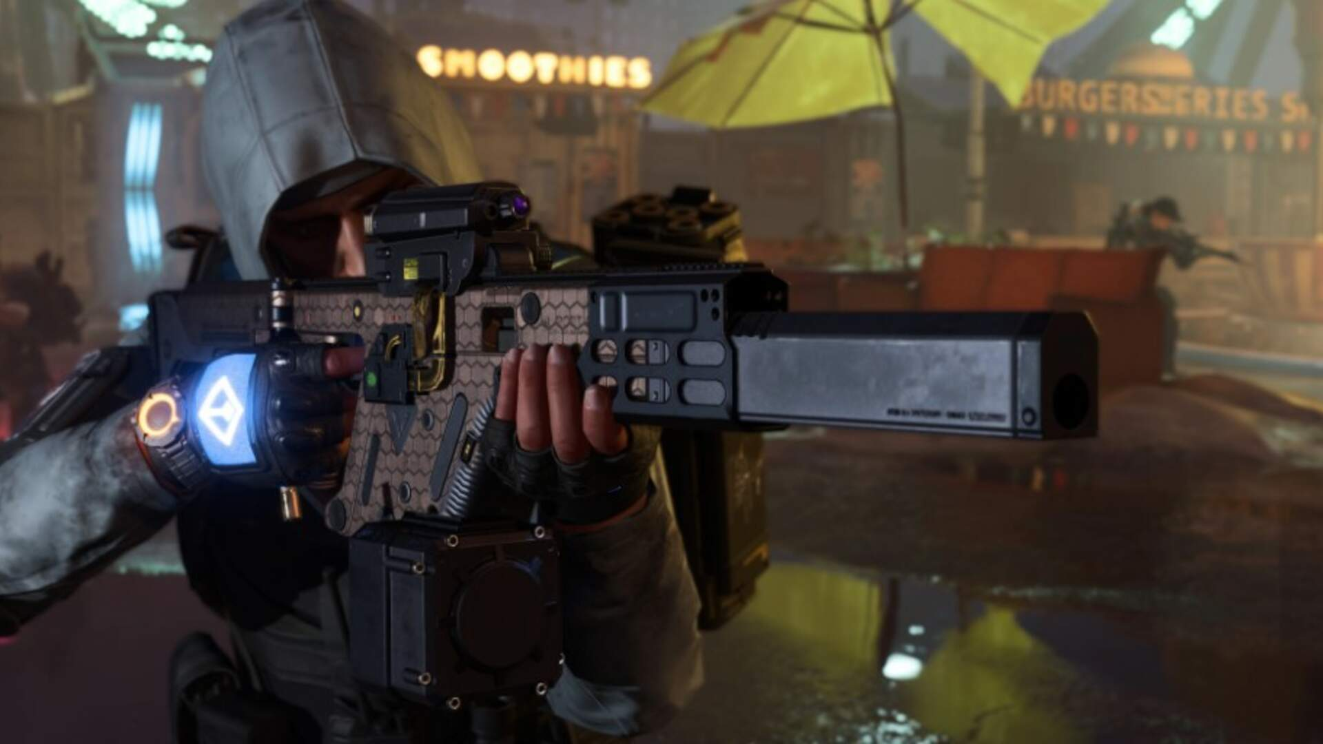 The Division 2: How to Get The Chameleon Exotic AR