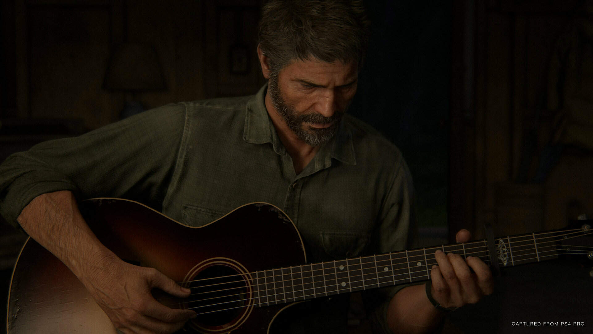 Completing The Last of Us Part 2 on Grounded Unlocks a Special Song