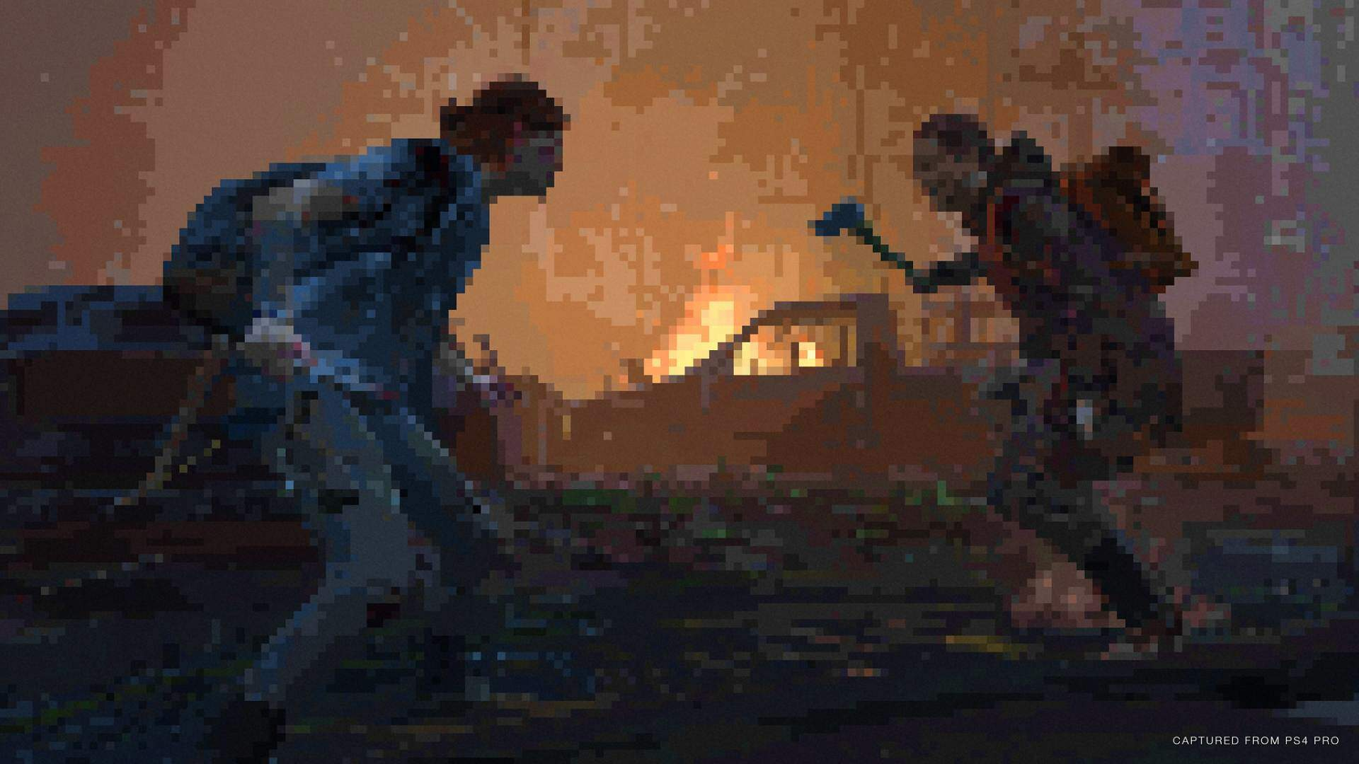 The Last of Us Part 2 Goes Retro With New Filters in This Week's Update