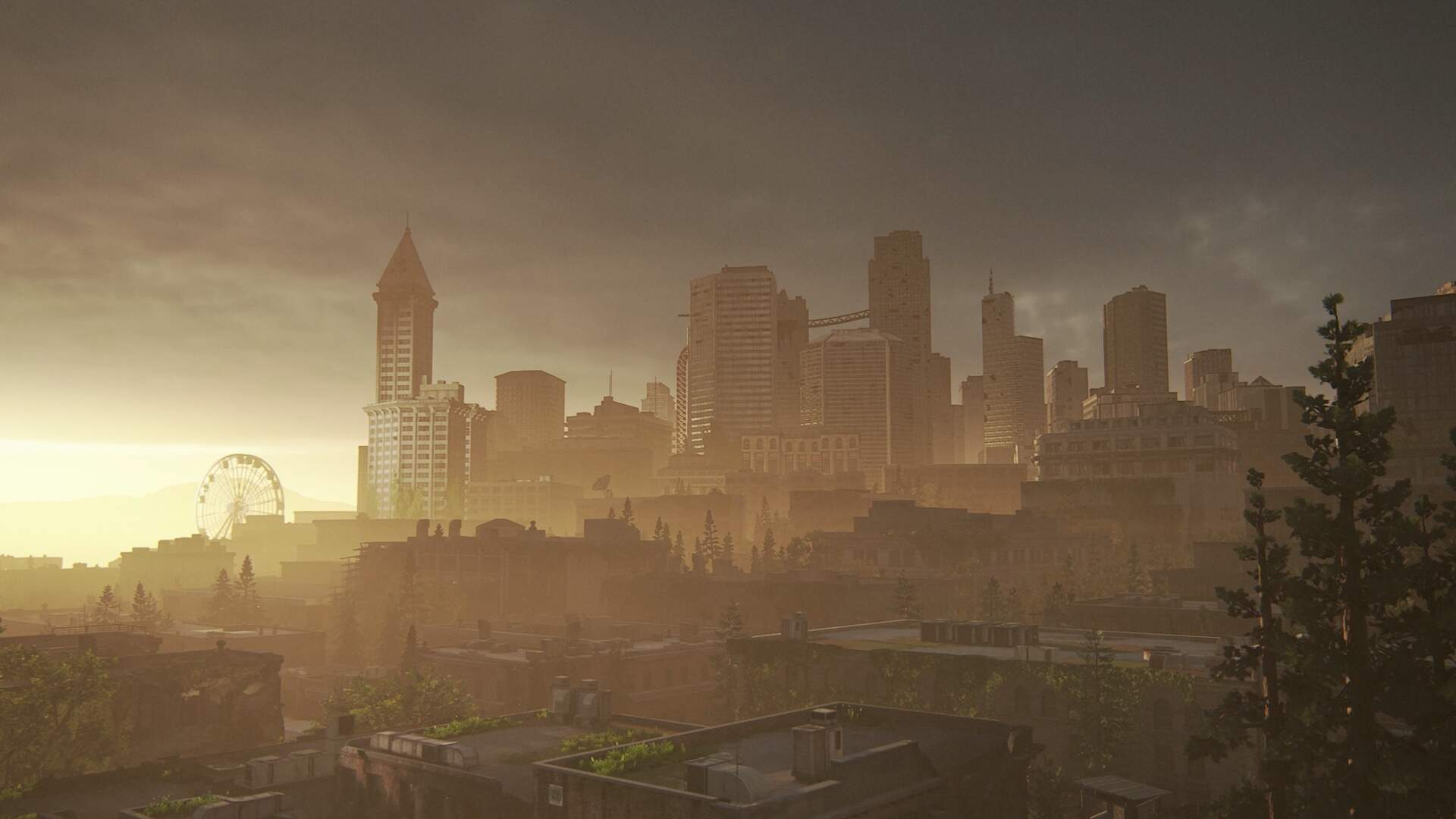 The Last of Us Part 2 Developers Talk About Walking Ellie's Path Through the Real Seattle