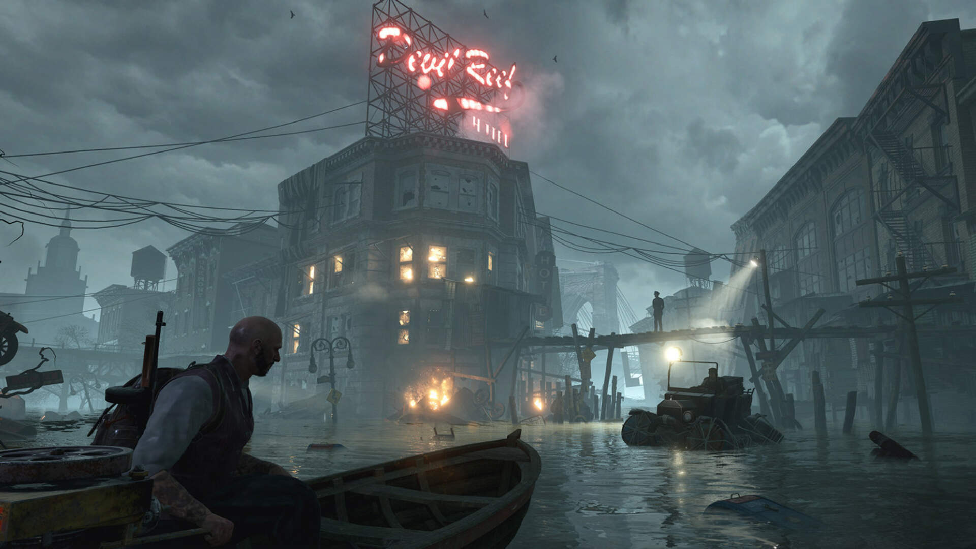 The Sinking City Publisher Nacon Fires Back at Developers Over Delisting