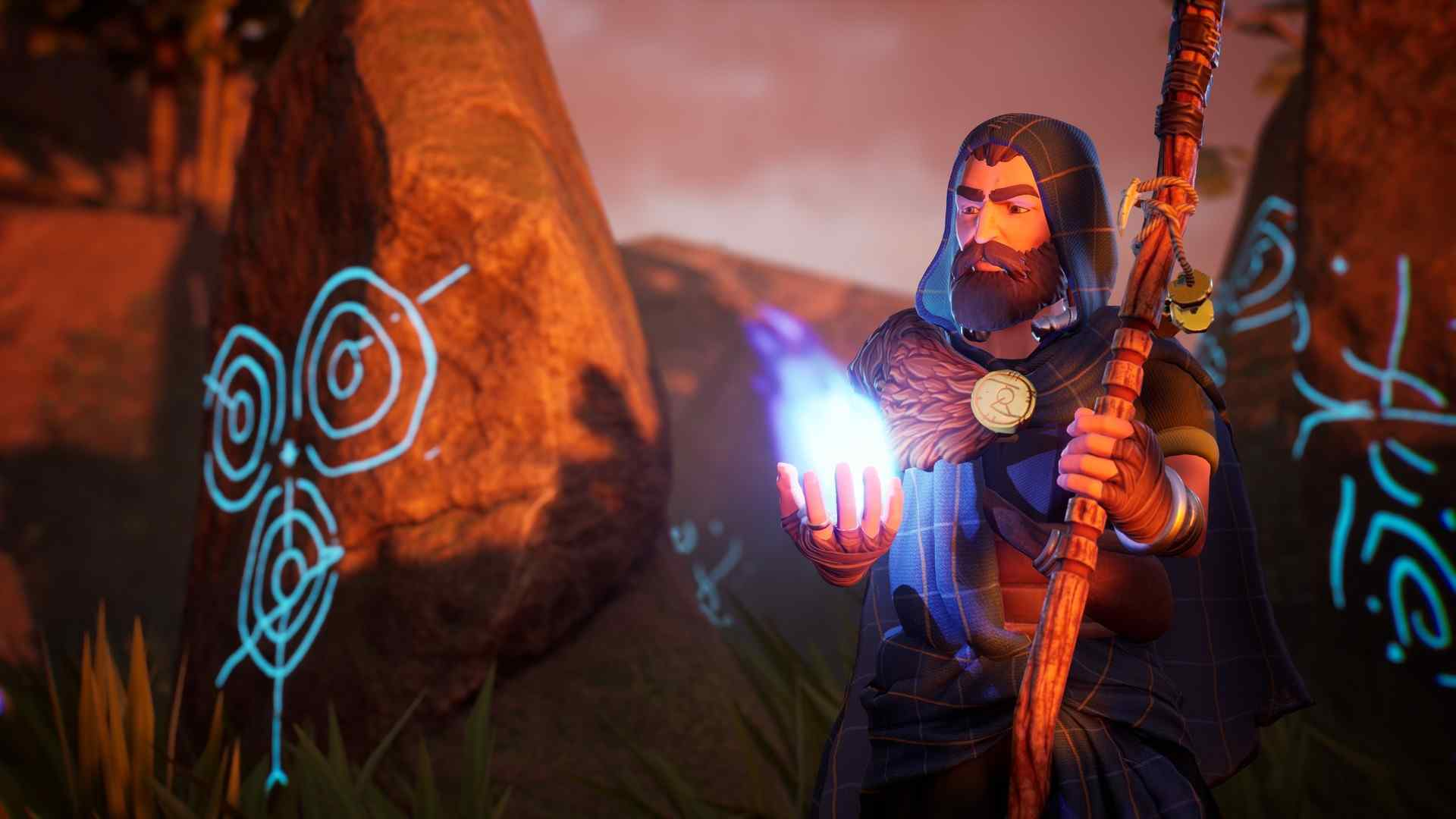 Untitled USgamer Stream: Come Check Out the Celtic RPG The Waylanders Live