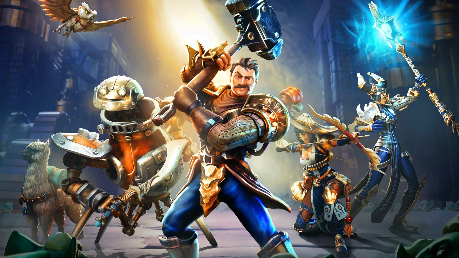 Torchlight 3 Exits Early Access Next Month