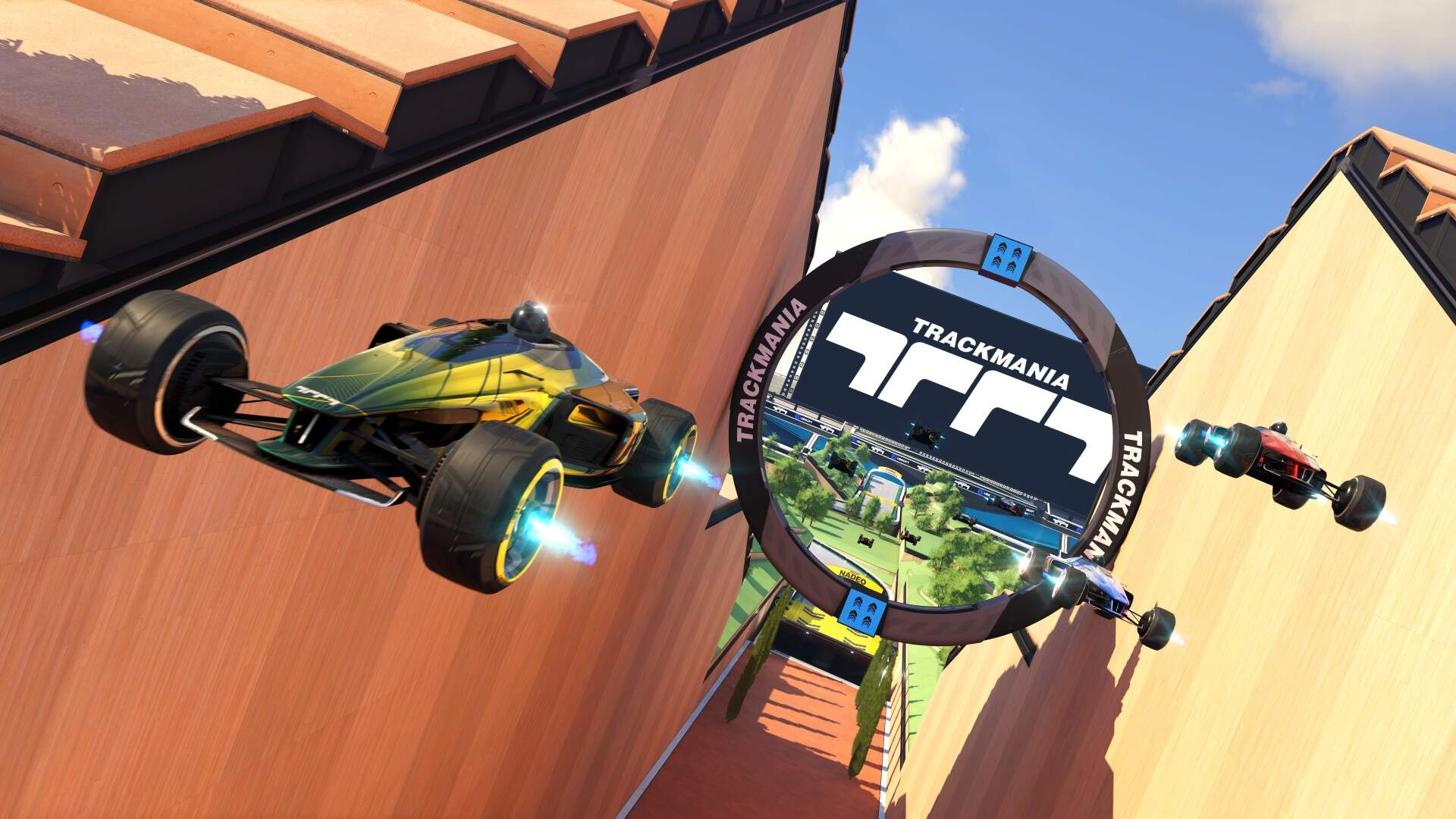 Trackmania 2020 Is a New Onramp For the Racing Series