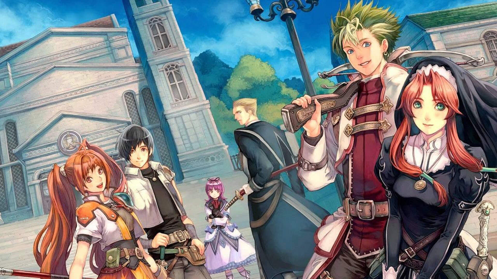 "Falcom President Would Like to ""Recreate"" Trails in the Sky Games in 3D"